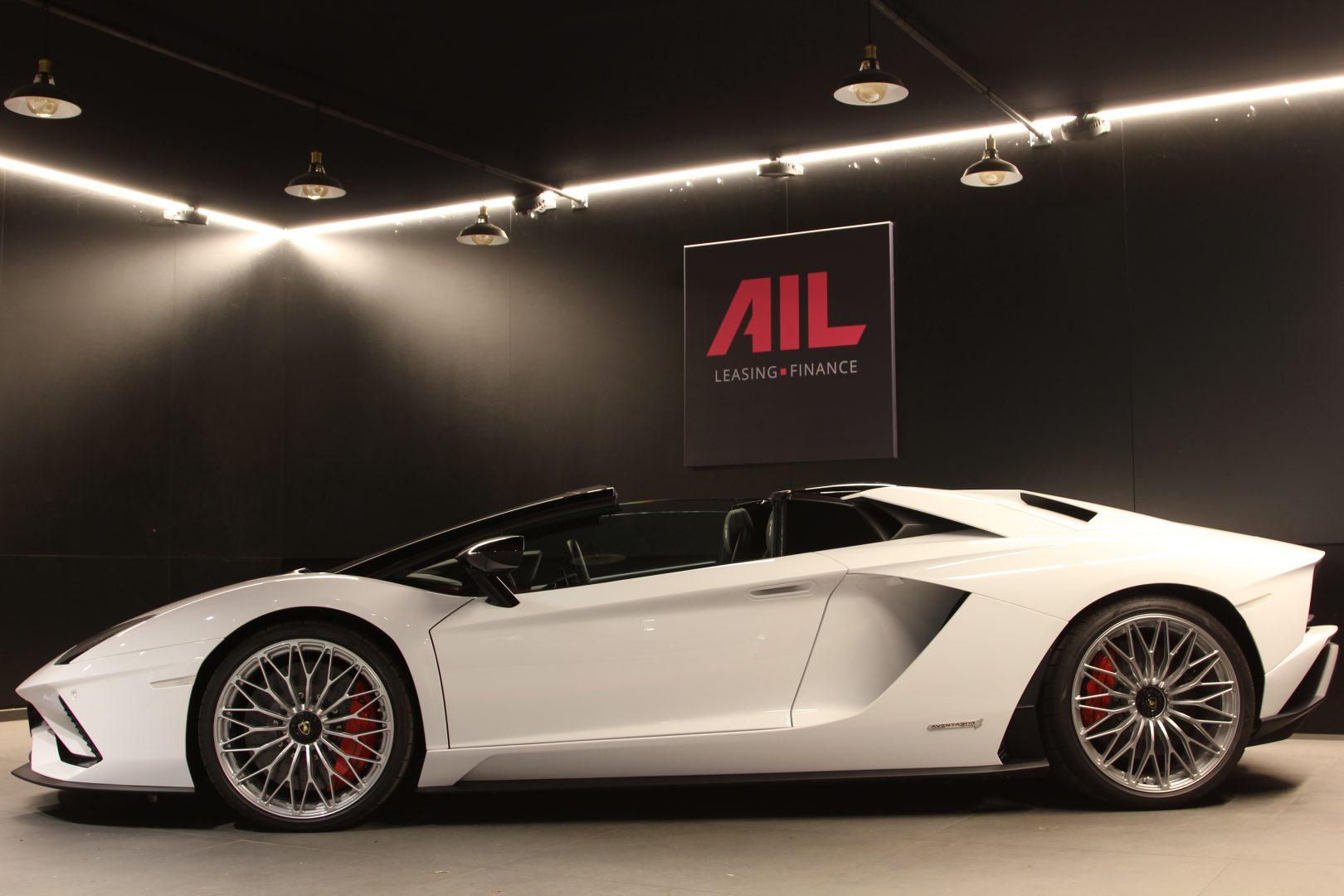 AIL Lamborghini Aventador S Roadster 13