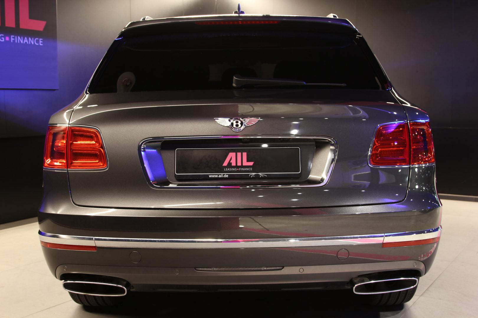 AIL Bentley Bentayga V12 Bi-Turbo RSE Panorama DAB 5