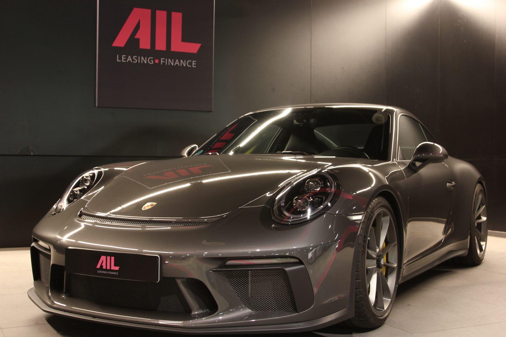 AIL Porsche 991 GT3 touring PCCB 5