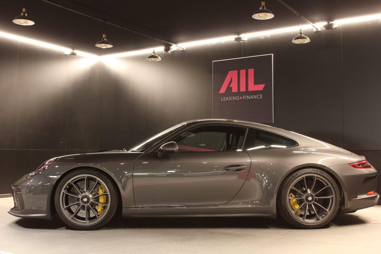 AIL Porsche 991 GT3 touring PCCB 1
