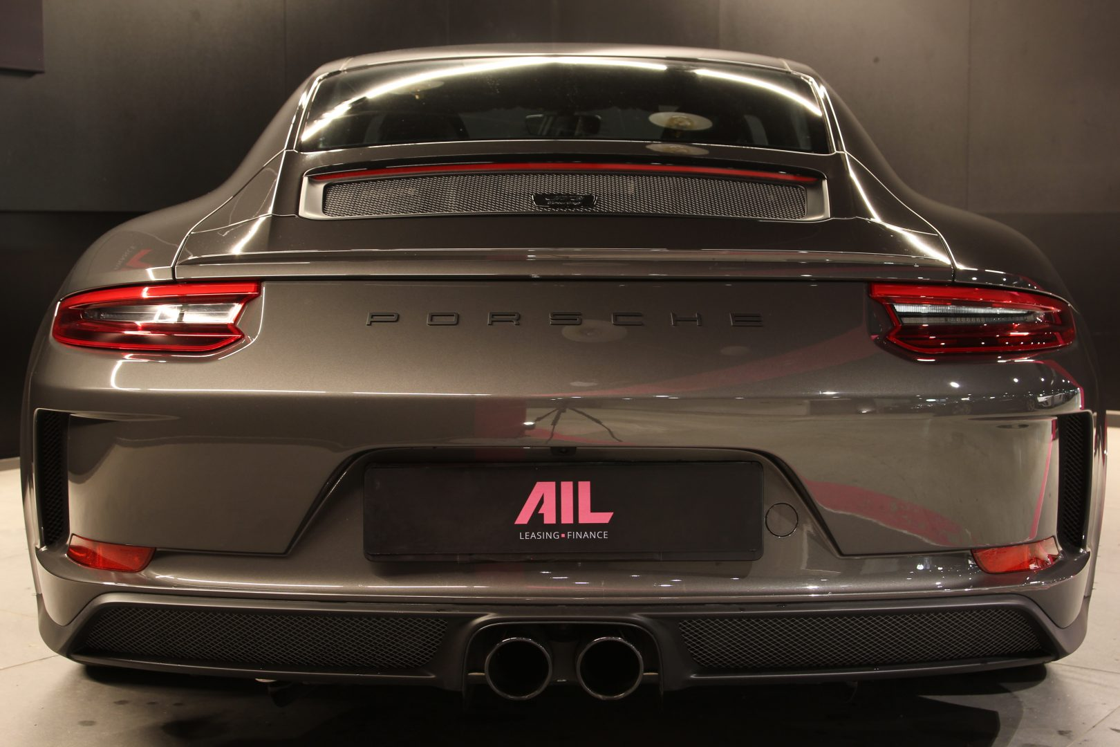 AIL Porsche 991 GT3 touring PCCB 2