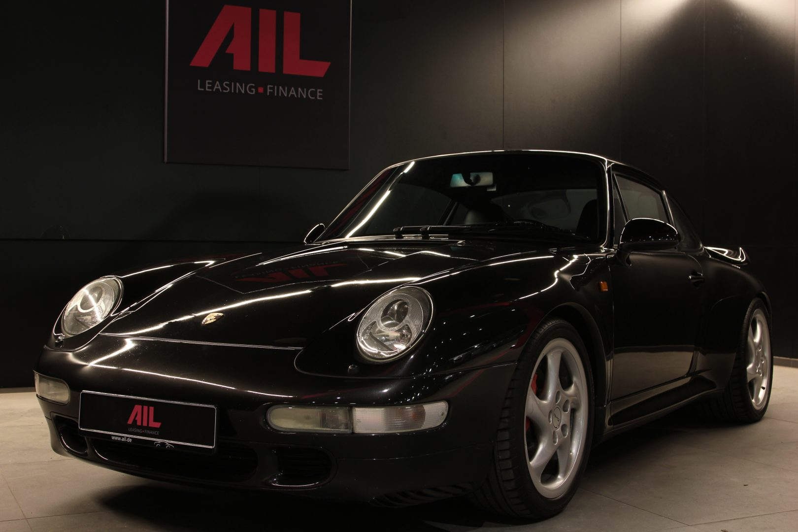 AIL Porsche 993 Turbo  7