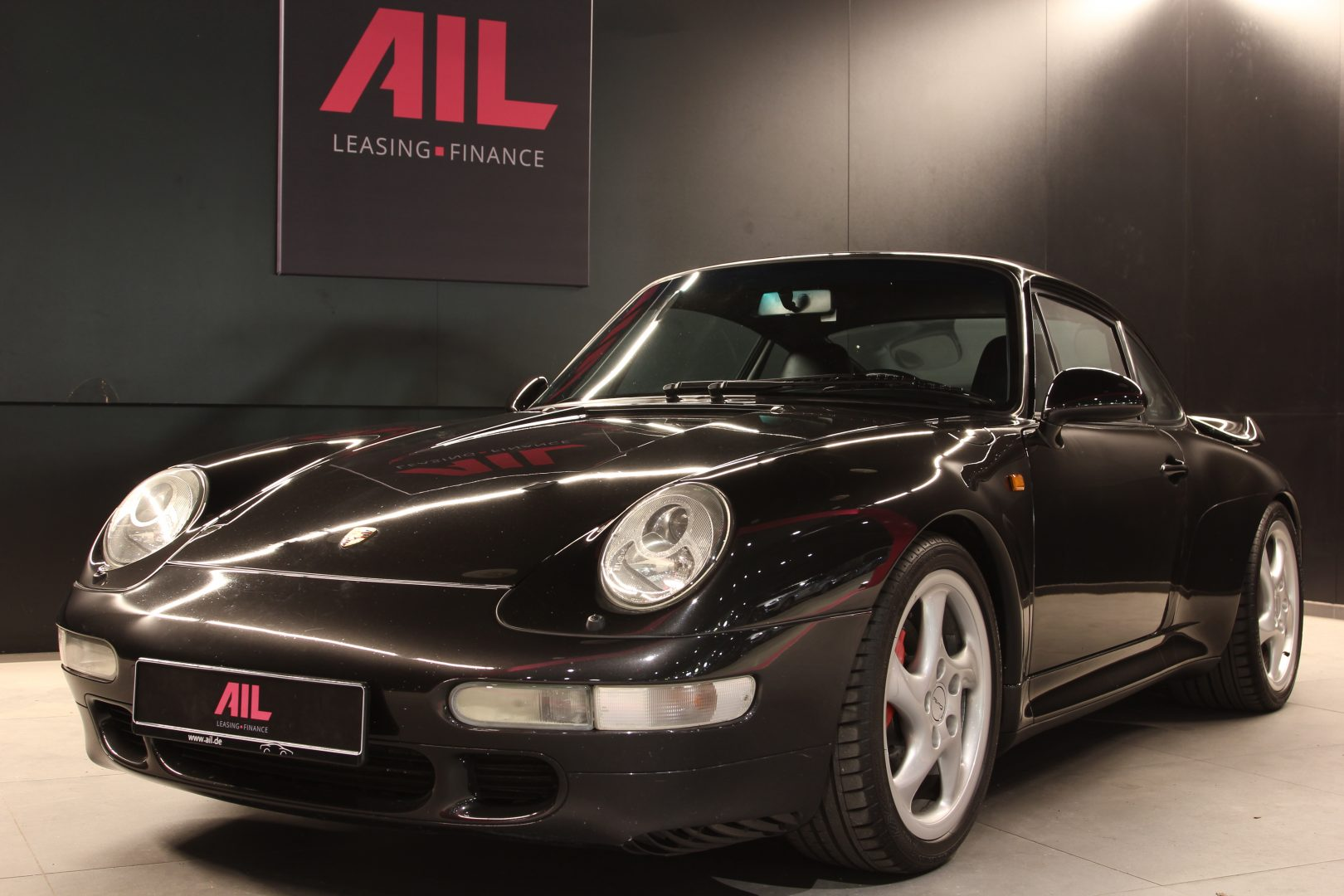 AIL Porsche 993 Turbo  12