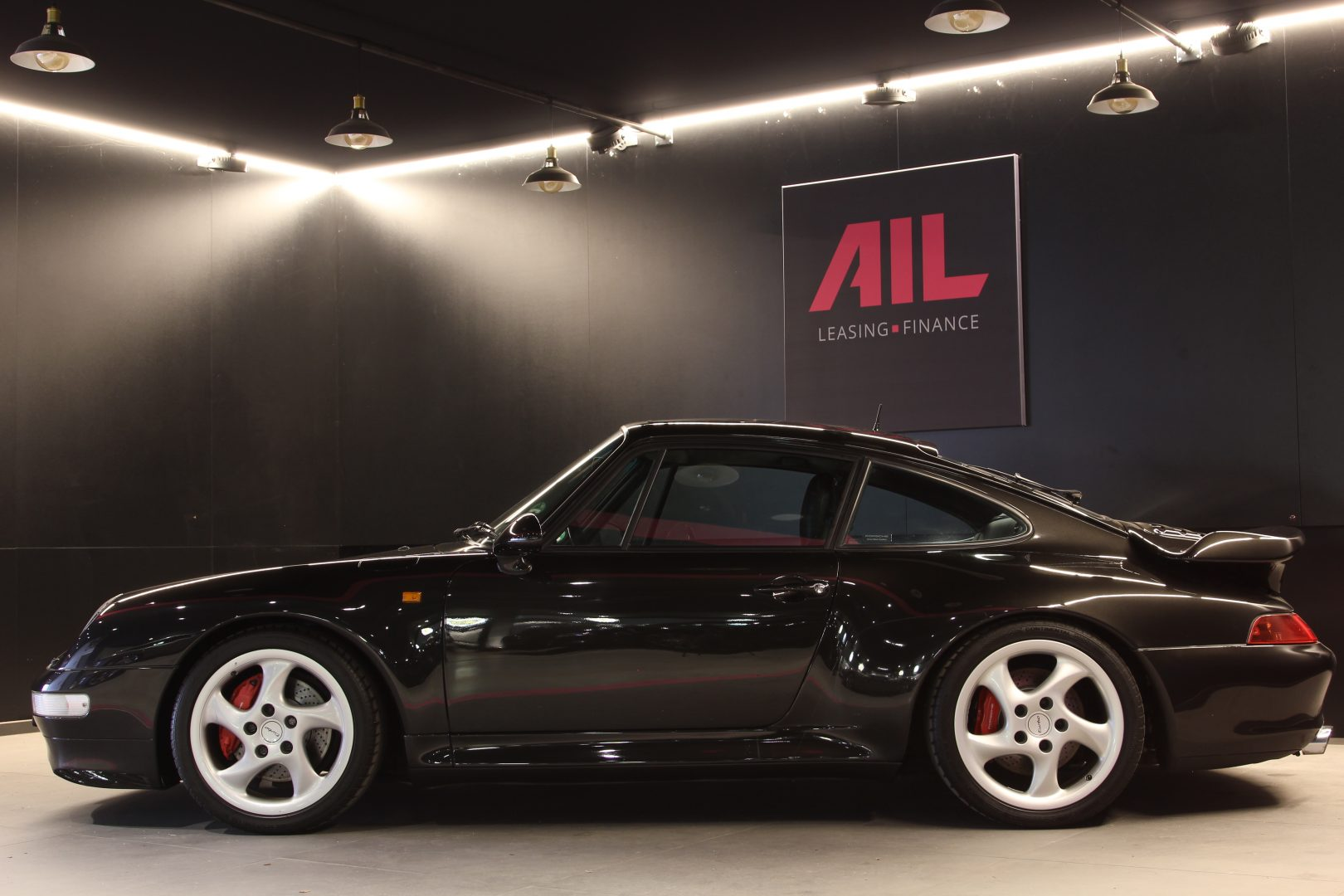 AIL Porsche 993 Turbo  3