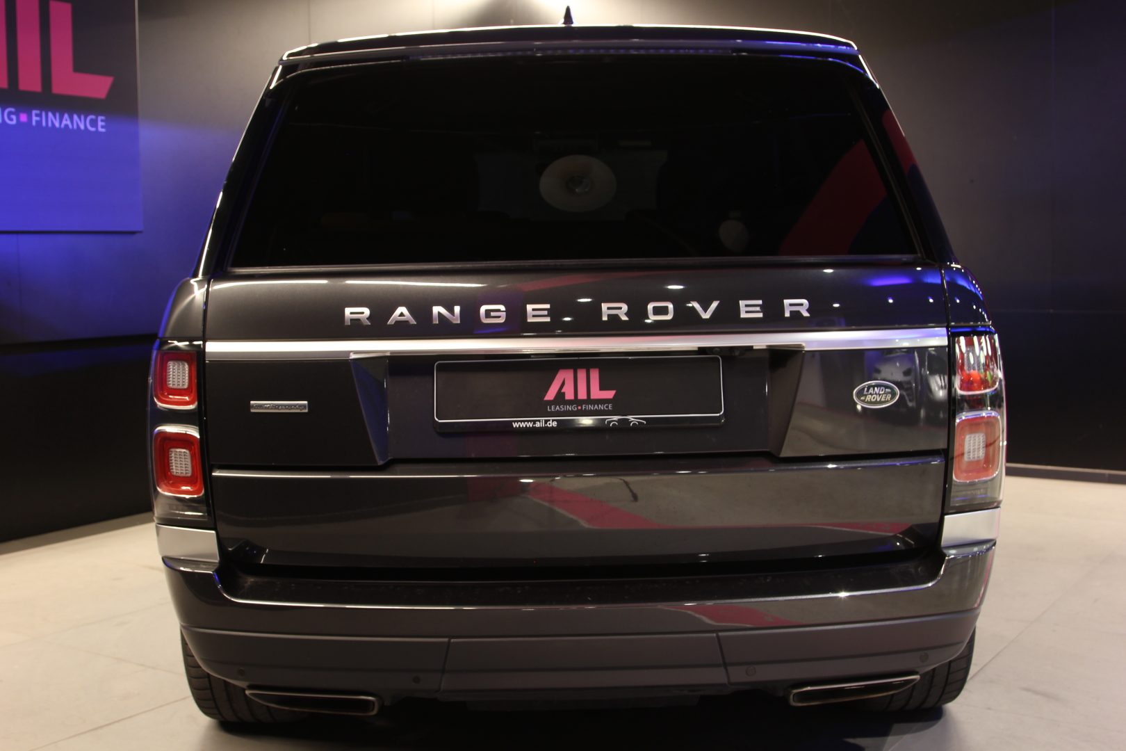 AIL Land Rover Range Rover SDV8 Autobiography 5