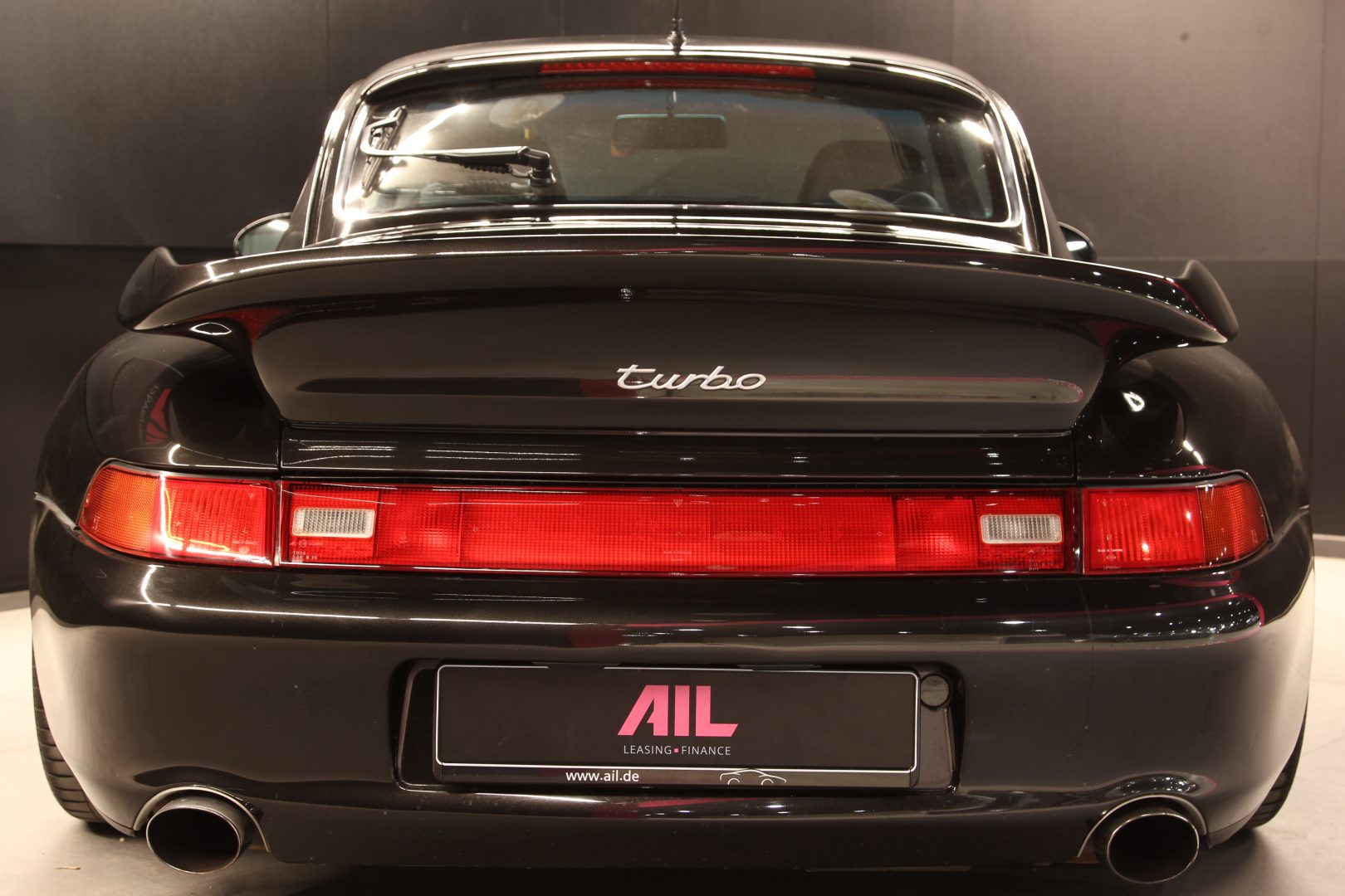 AIL Porsche 993 Turbo  5