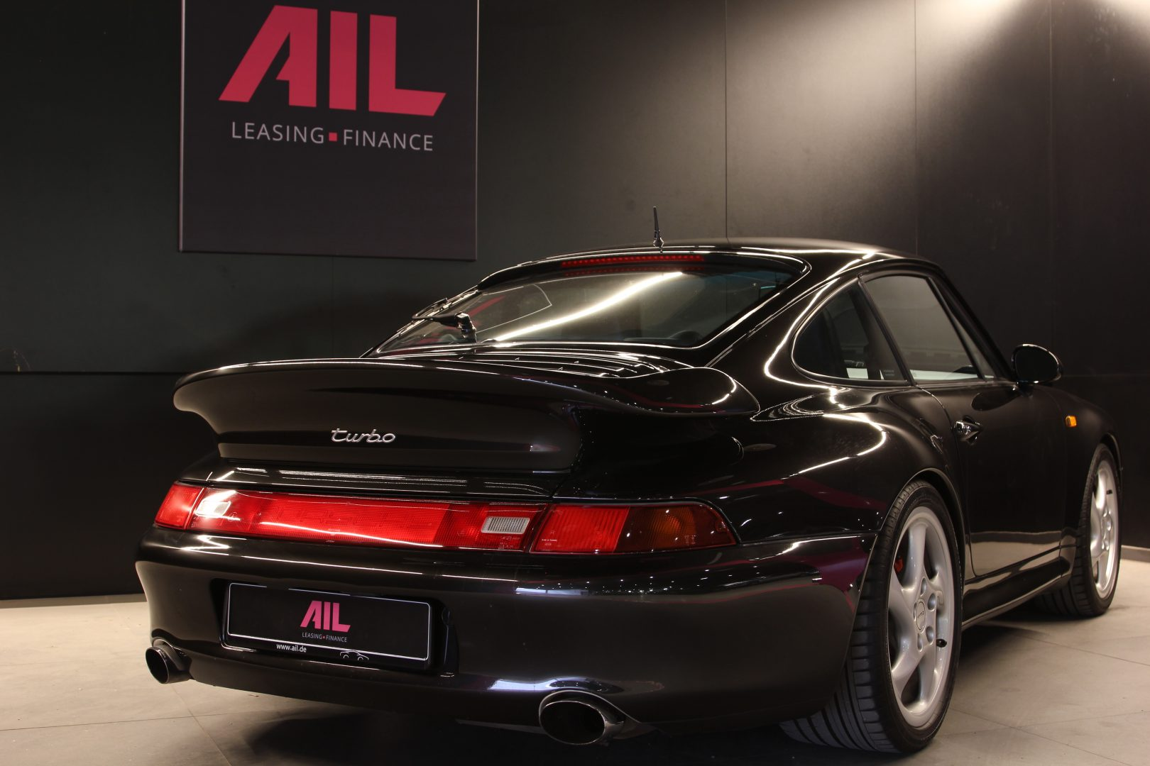 AIL Porsche 993 Turbo  1