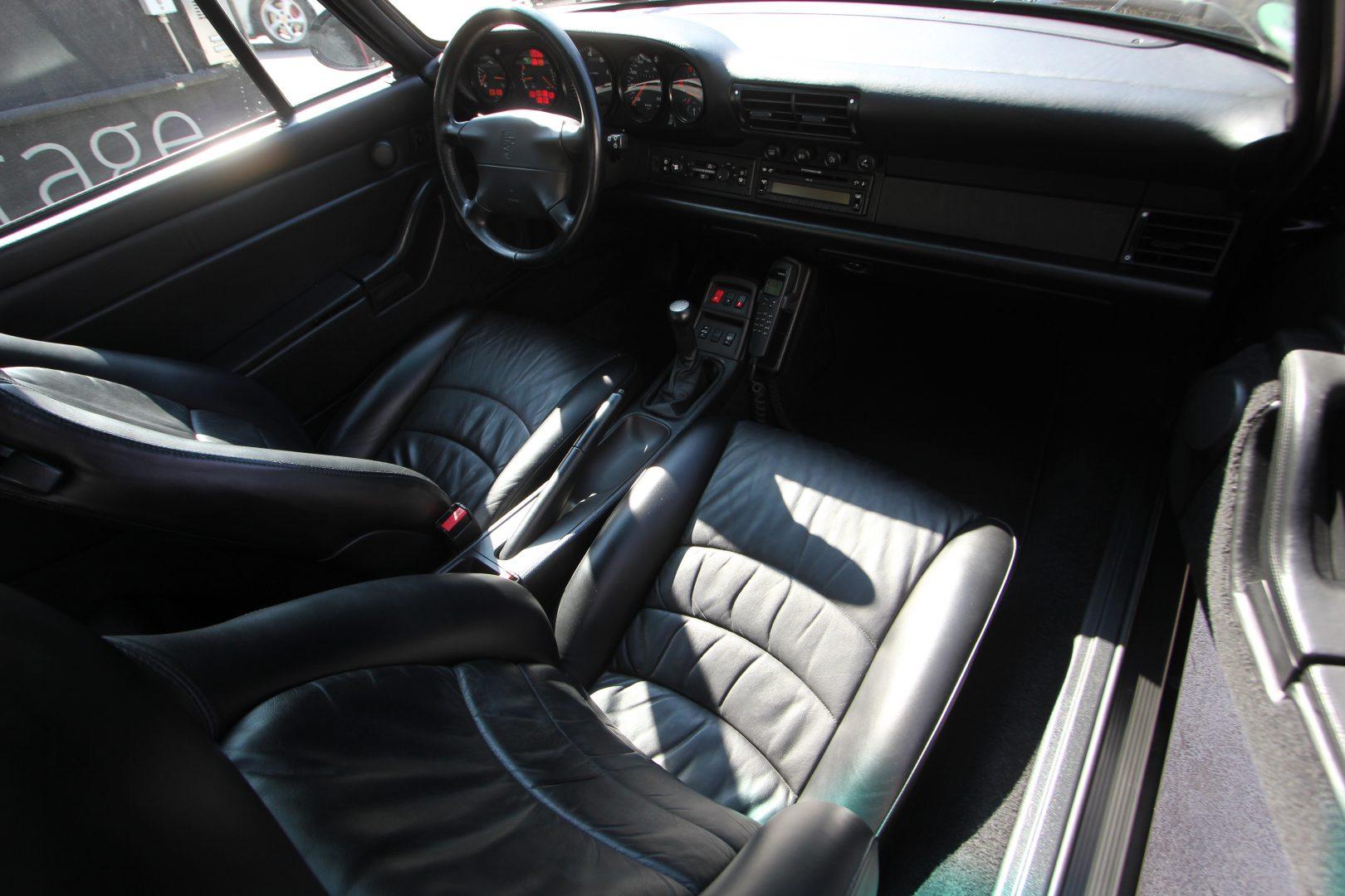 AIL Porsche 993 Turbo  6