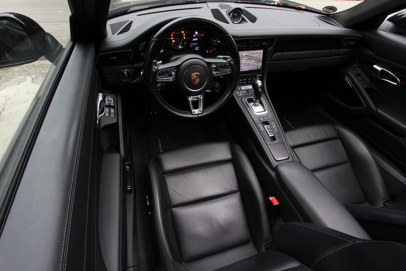 AIL Porsche 991 4 GTS Cabriolet LED Burmester High-End 13