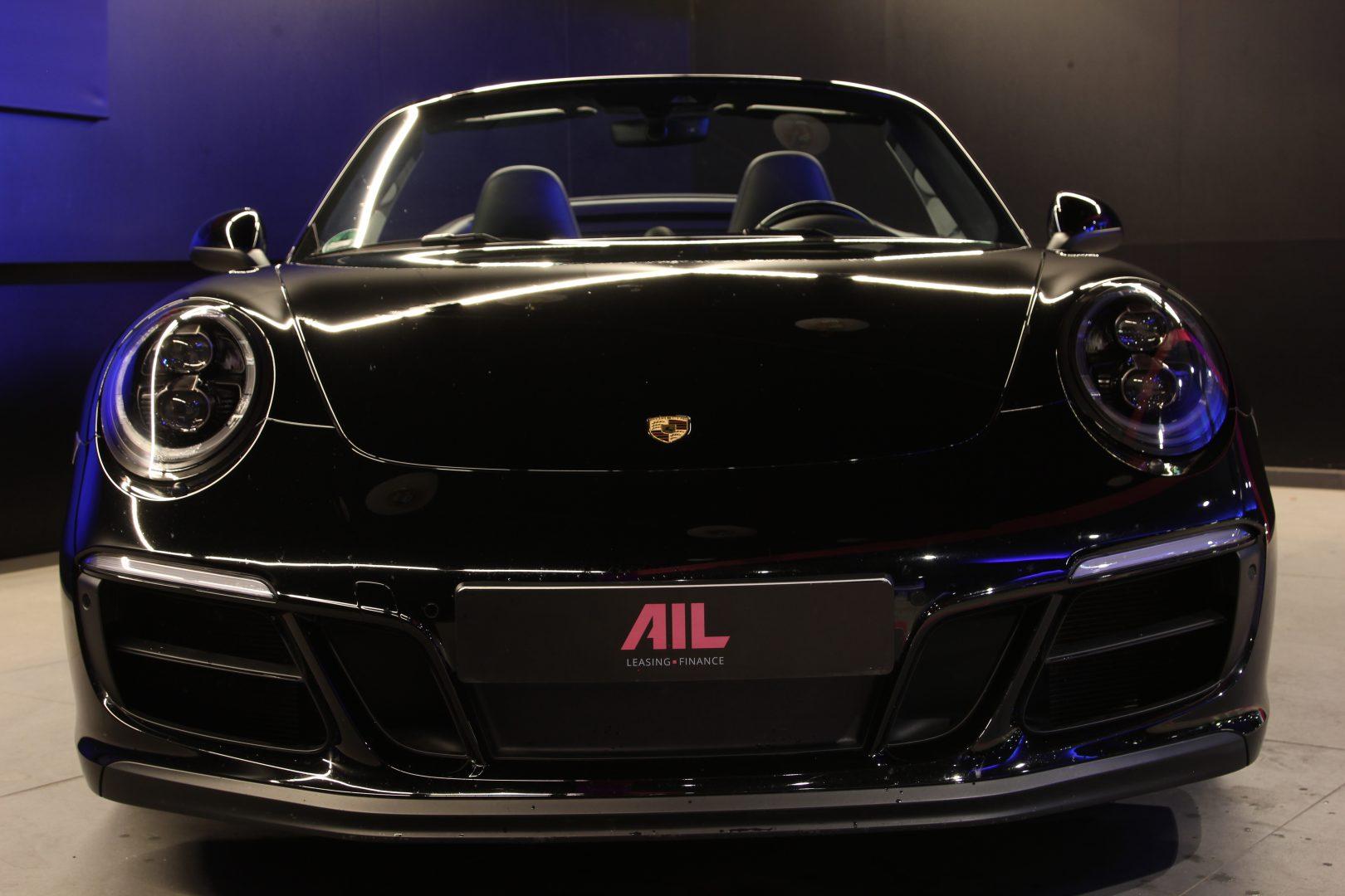 AIL Porsche 991 4 GTS Cabriolet LED Burmester High-End 7