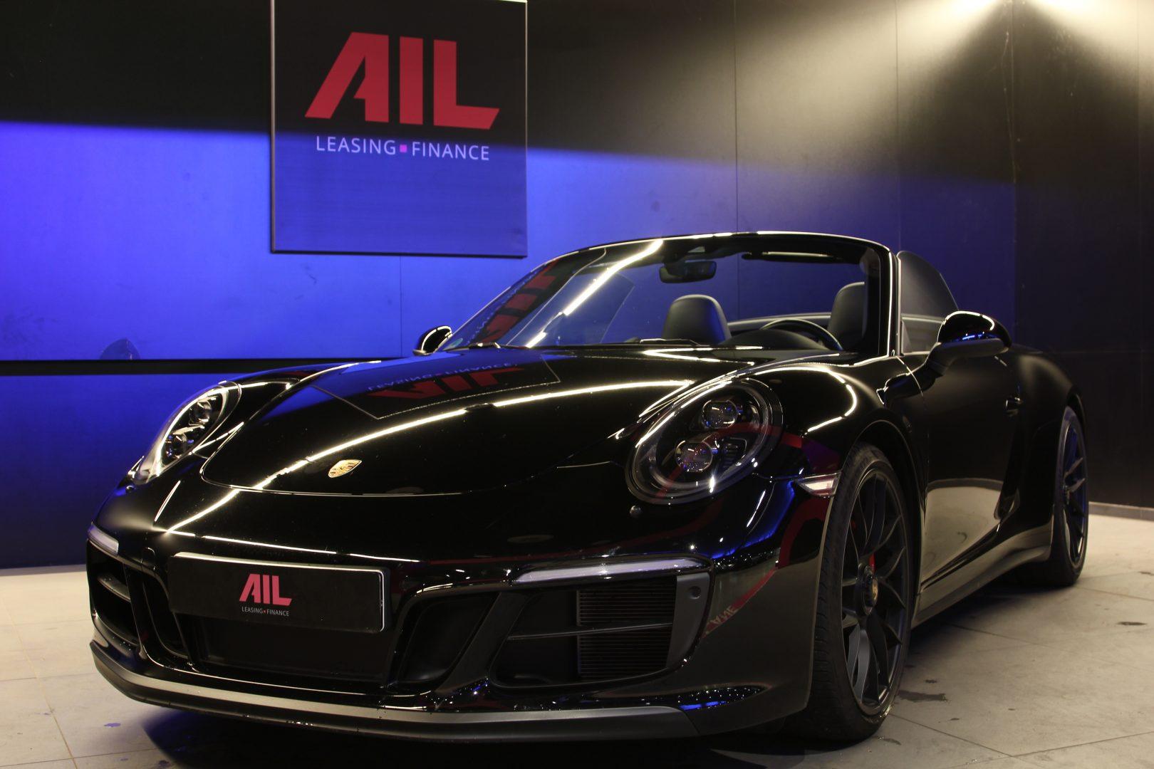 AIL Porsche 991 4 GTS Cabriolet LED Burmester High-End 4
