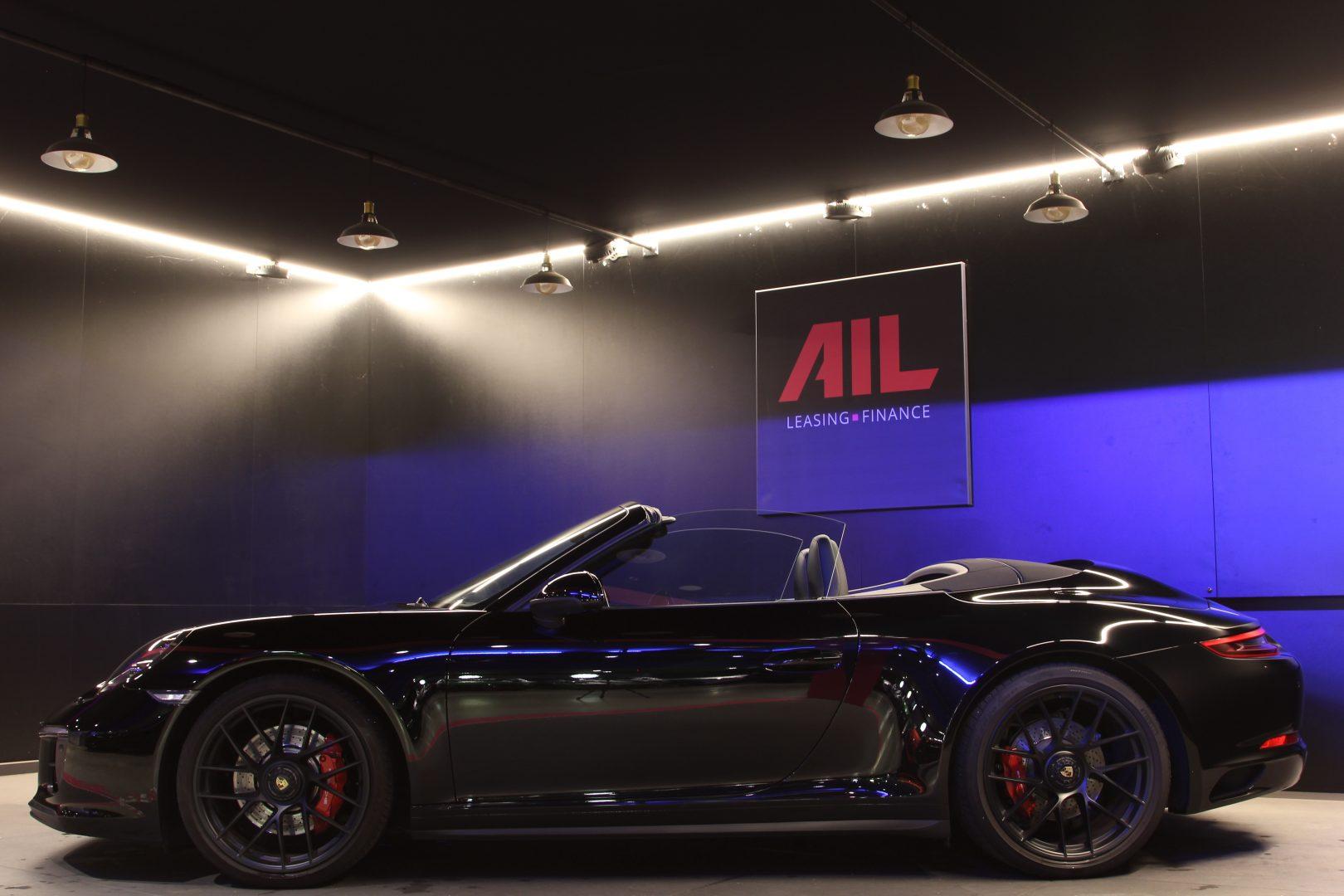 AIL Porsche 991 4 GTS Cabriolet LED Burmester High-End 1