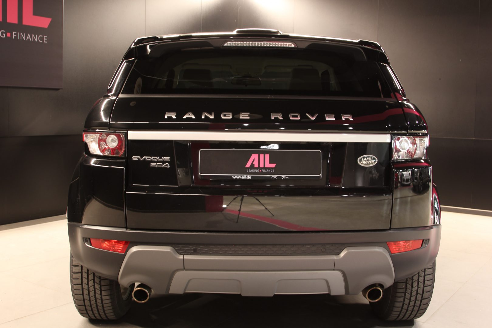 AIL Land Rover Range Rover Evoque Prestige 4