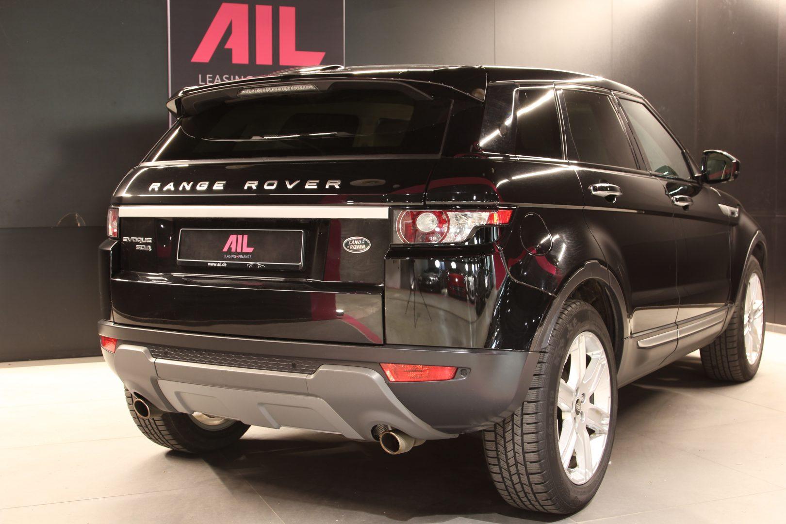 AIL Land Rover Range Rover Evoque Prestige 7
