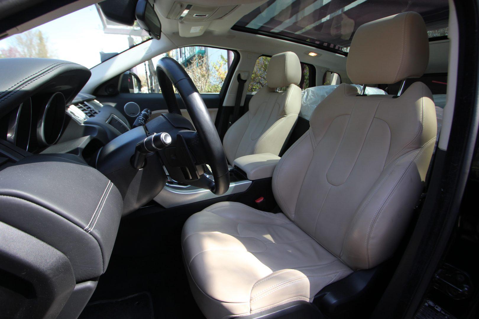 AIL Land Rover Range Rover Evoque Prestige 5
