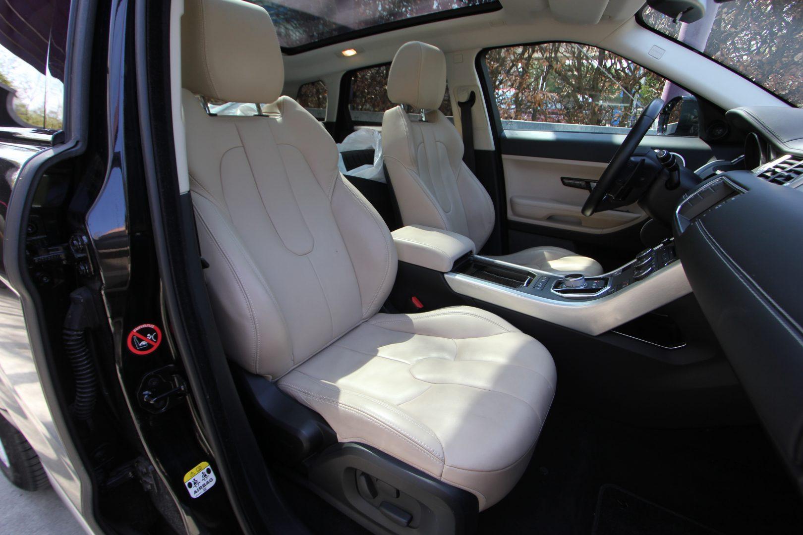 AIL Land Rover Range Rover Evoque Prestige 8