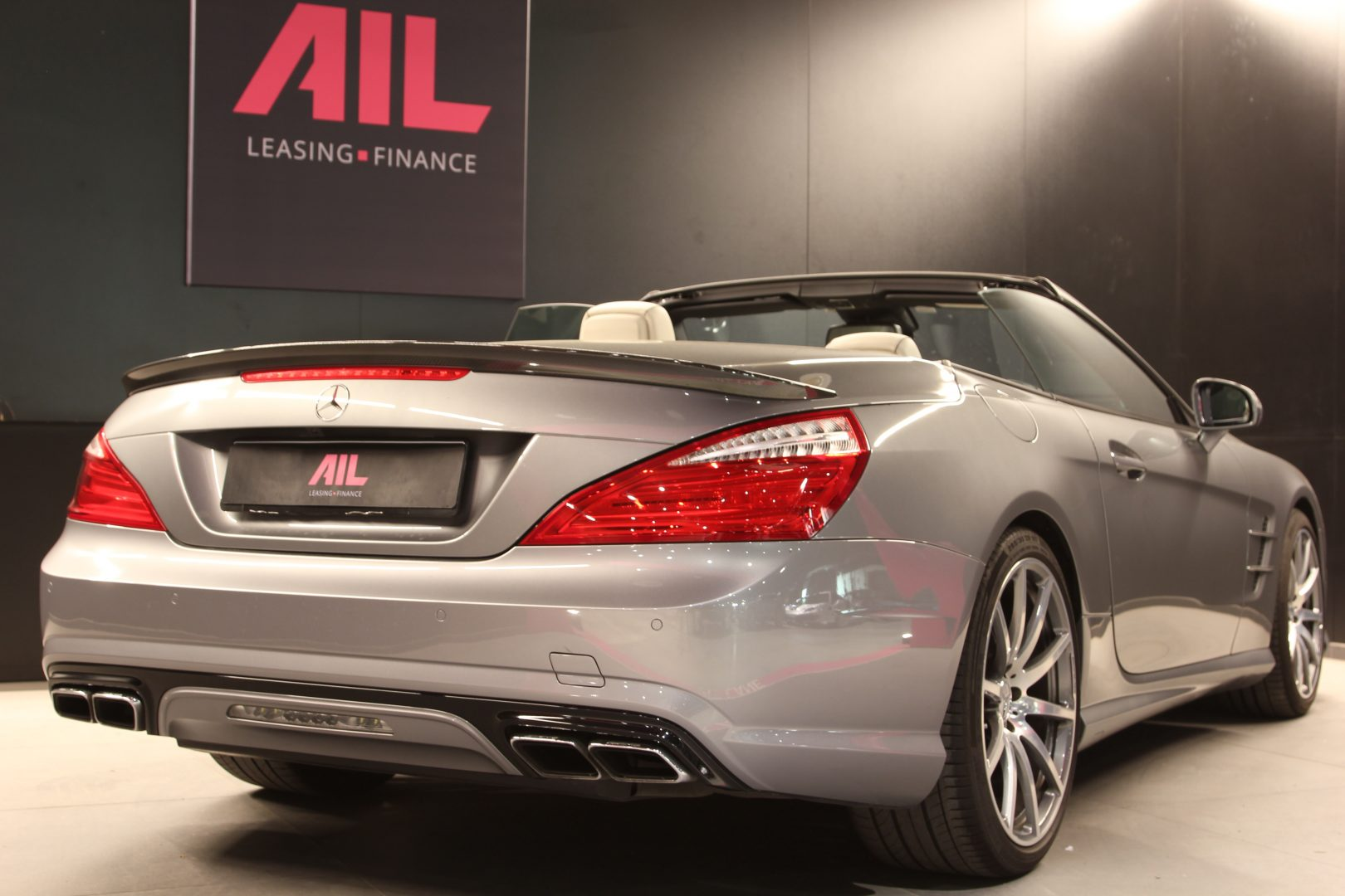 AIL Mercedes-Benz SL 63 AMG Performance Package 14
