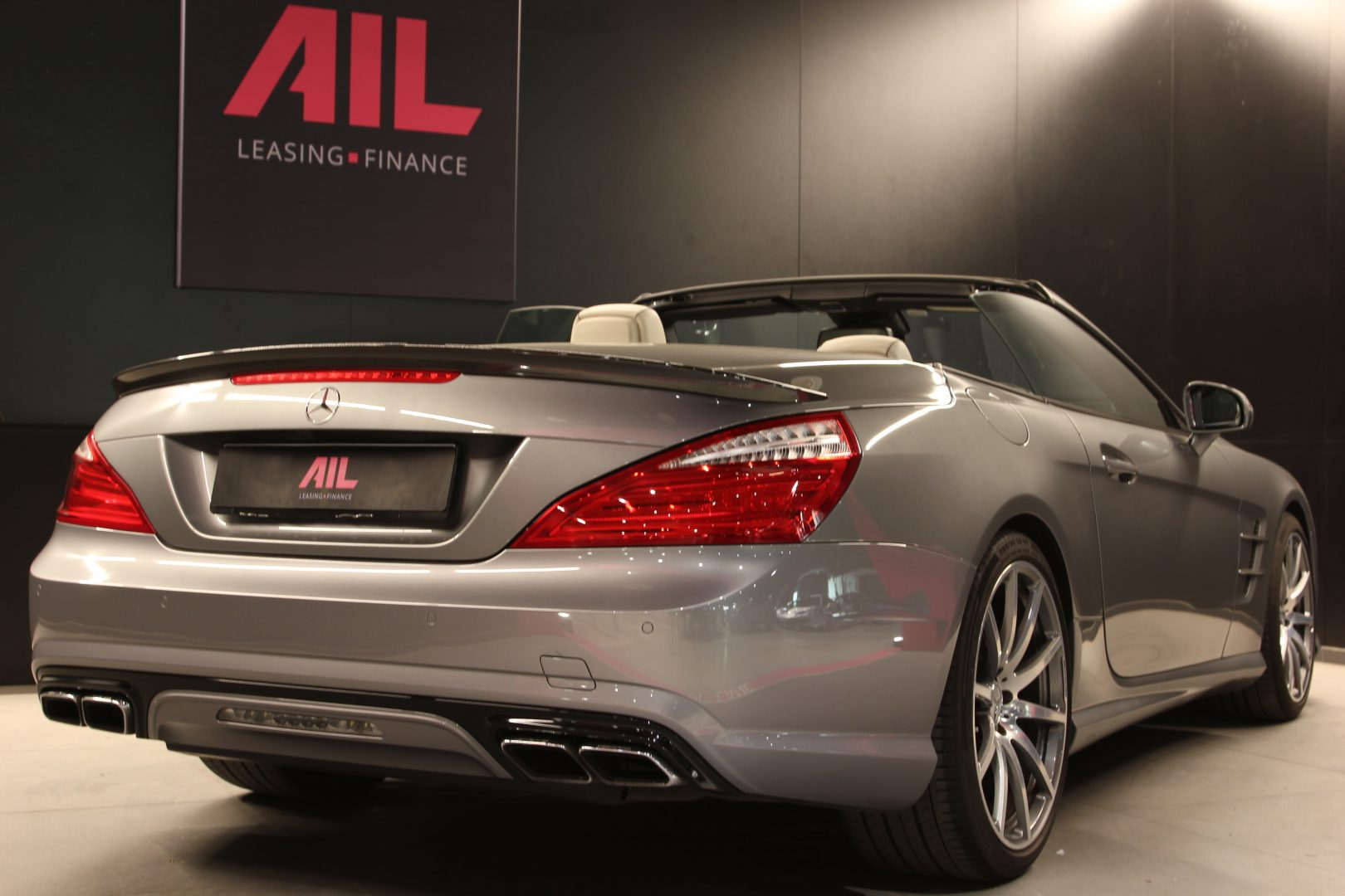 AIL Mercedes-Benz SL 63 AMG Performance Package 6
