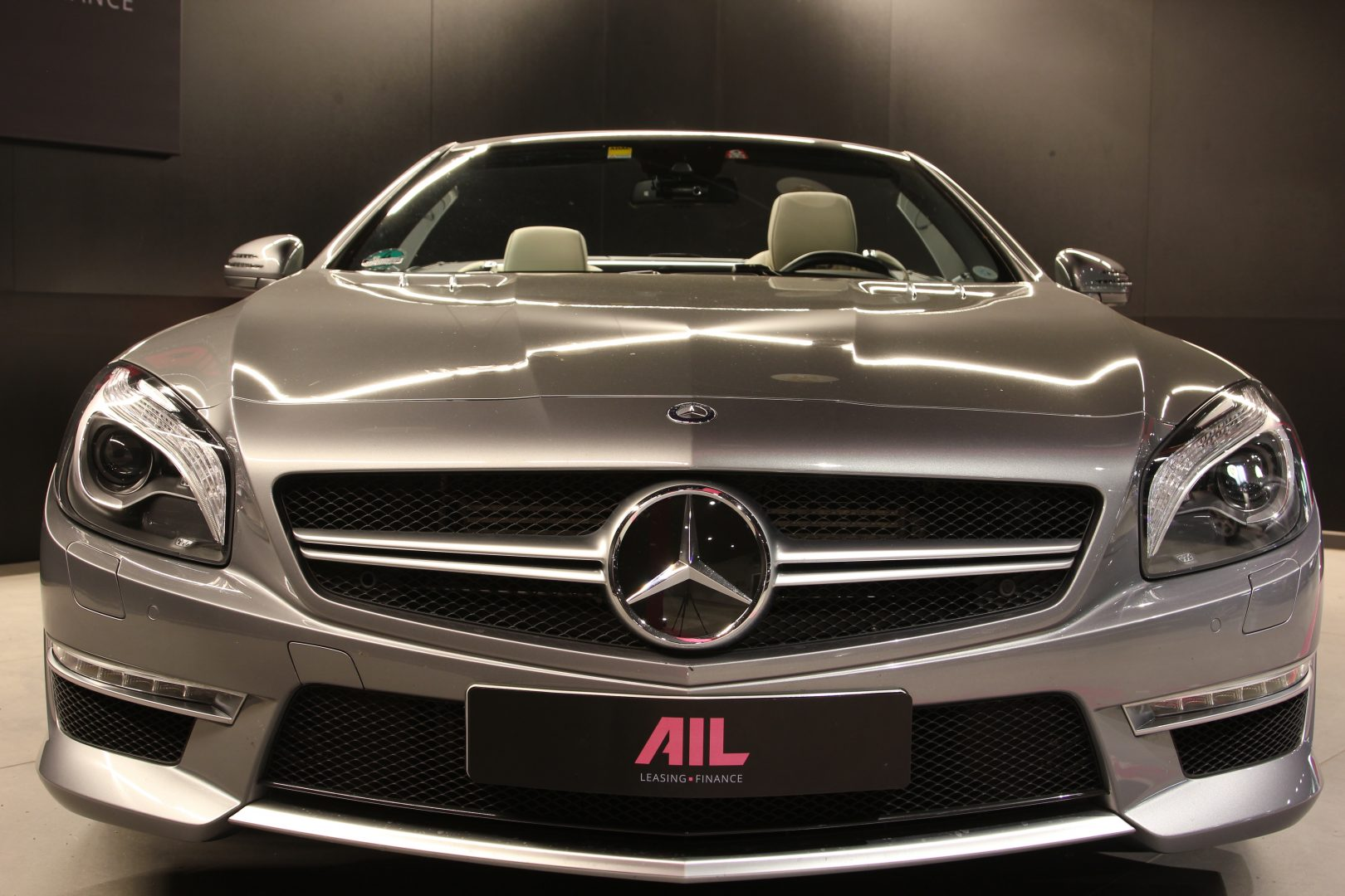 AIL Mercedes-Benz SL 63 AMG Performance Package 4