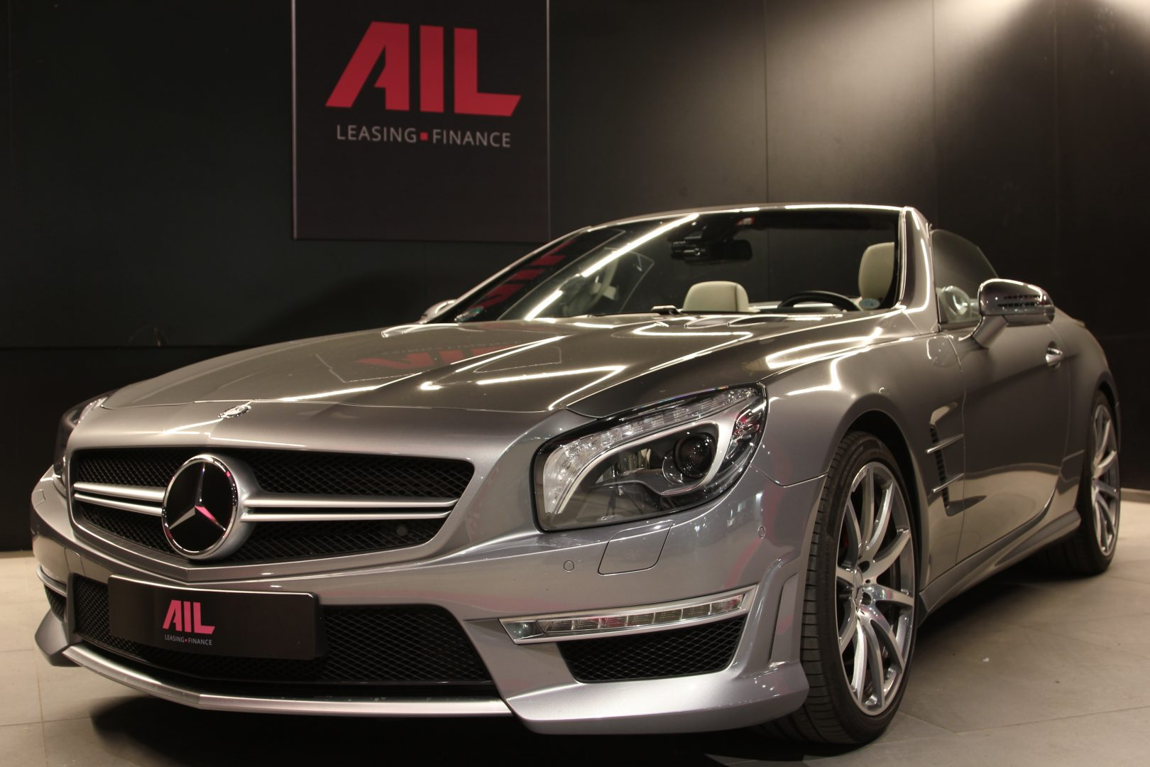 AIL Mercedes-Benz SL 63 AMG Performance Package 8