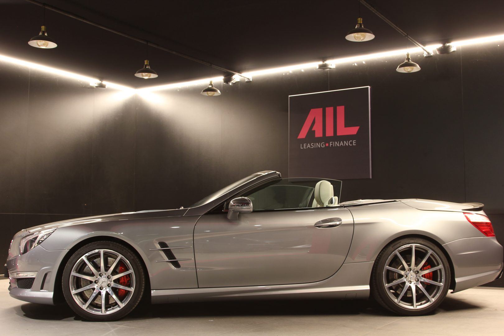 AIL Mercedes-Benz SL 63 AMG Performance Package 2