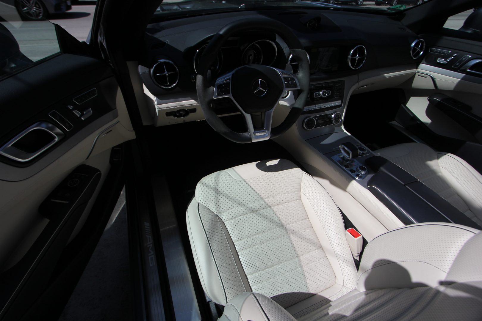AIL Mercedes-Benz SL 63 AMG Performance Package 3