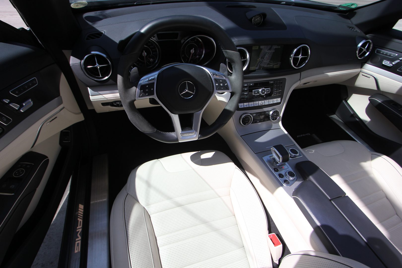 AIL Mercedes-Benz SL 63 AMG Performance Package 5
