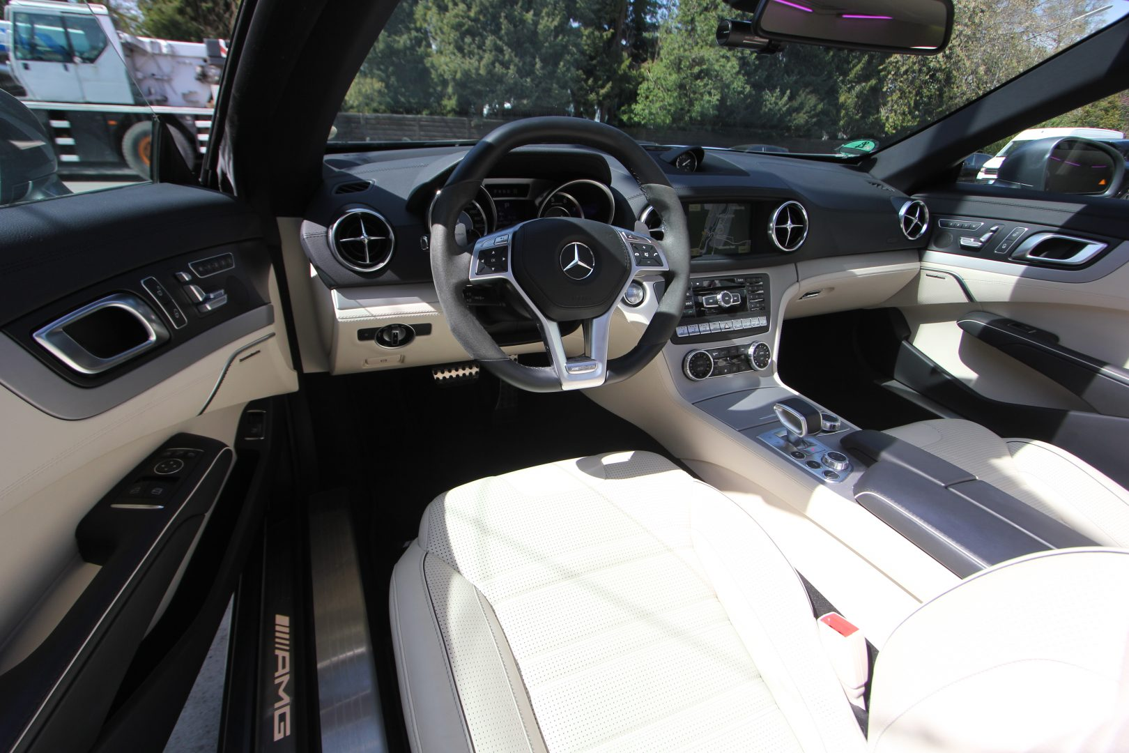 AIL Mercedes-Benz SL 63 AMG Performance Package 1