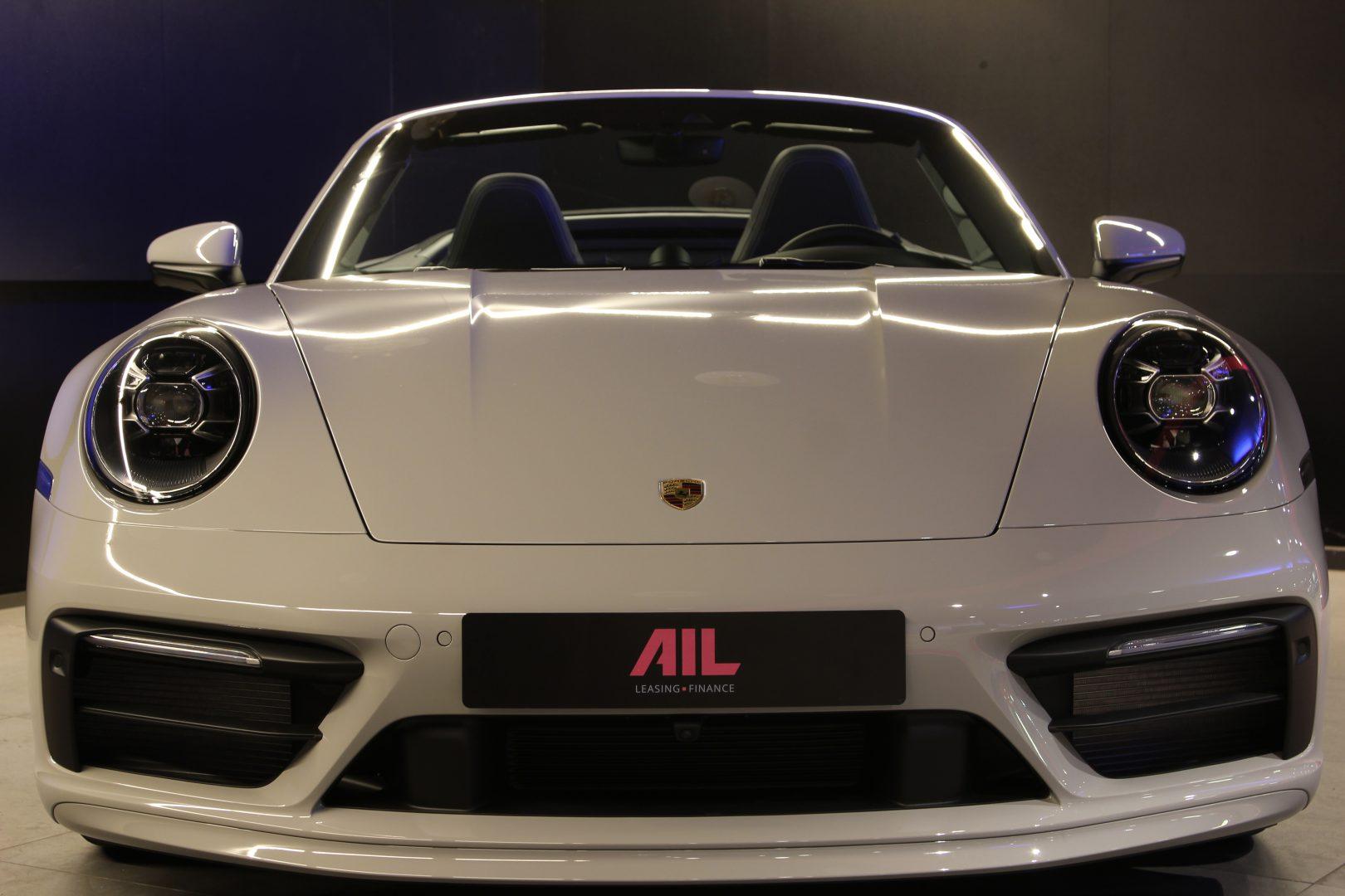 AIL Porsche 992 4S Cabriolet MATRIX Bose 9