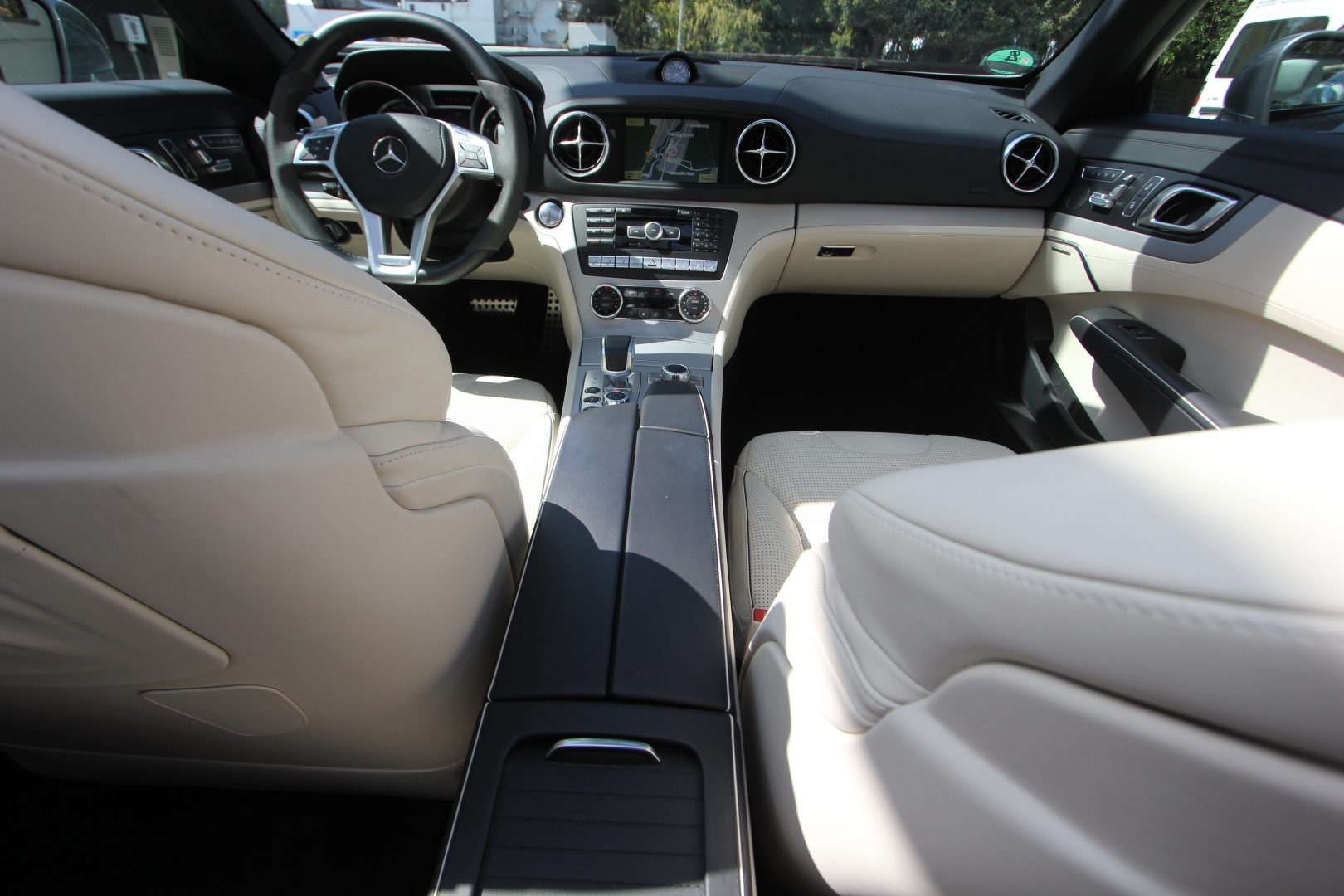 AIL Mercedes-Benz SL 63 AMG Performance Package 12