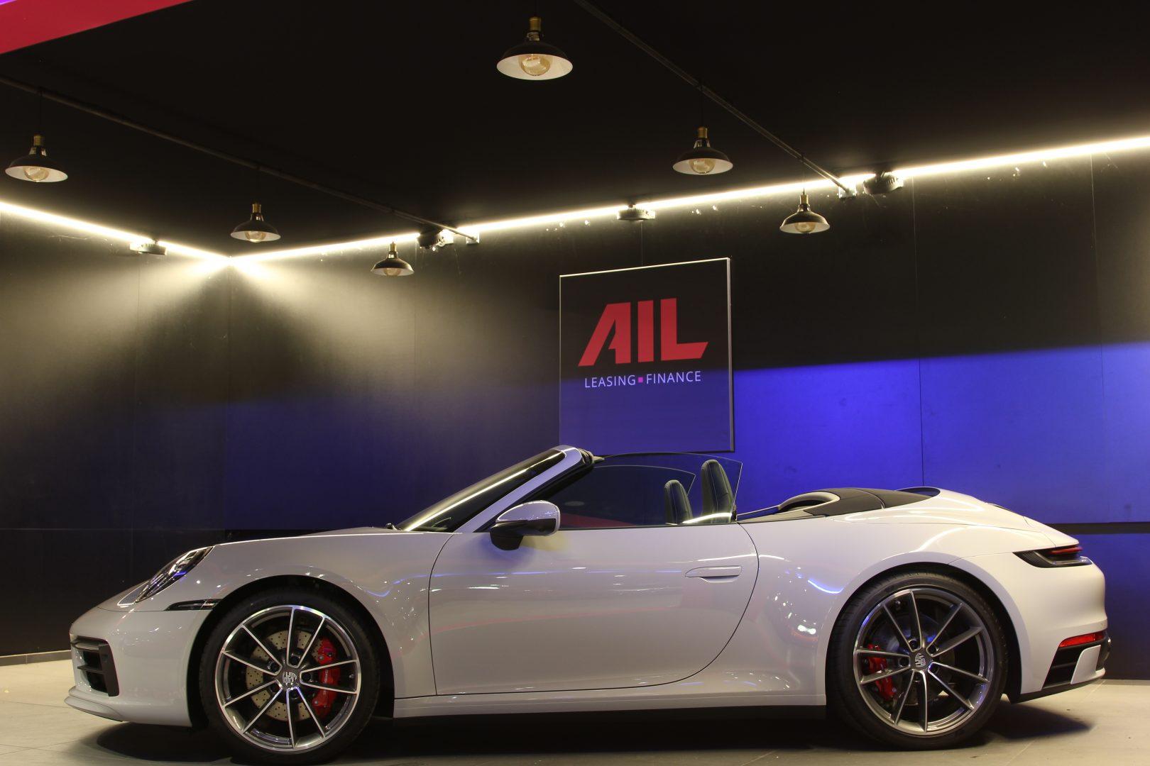 AIL Porsche 992 4S Cabriolet MATRIX Bose 3