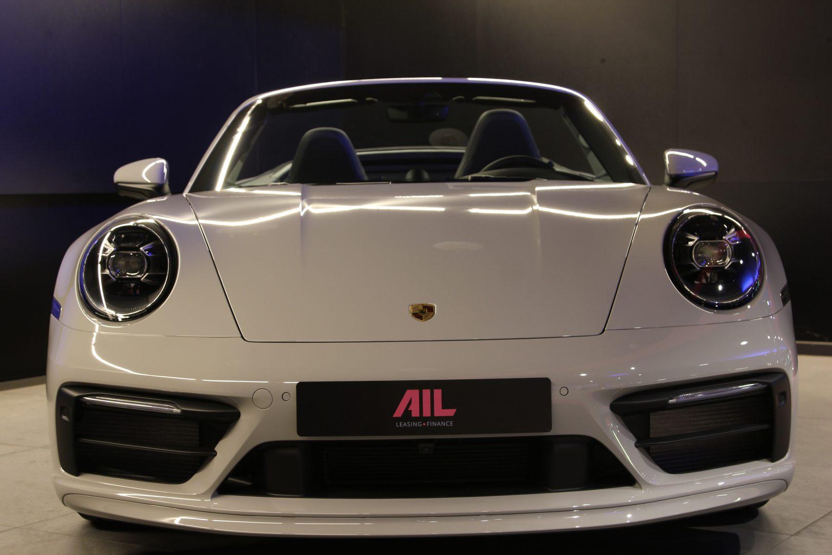 AIL Porsche 992 4S Cabriolet MATRIX Bose 1
