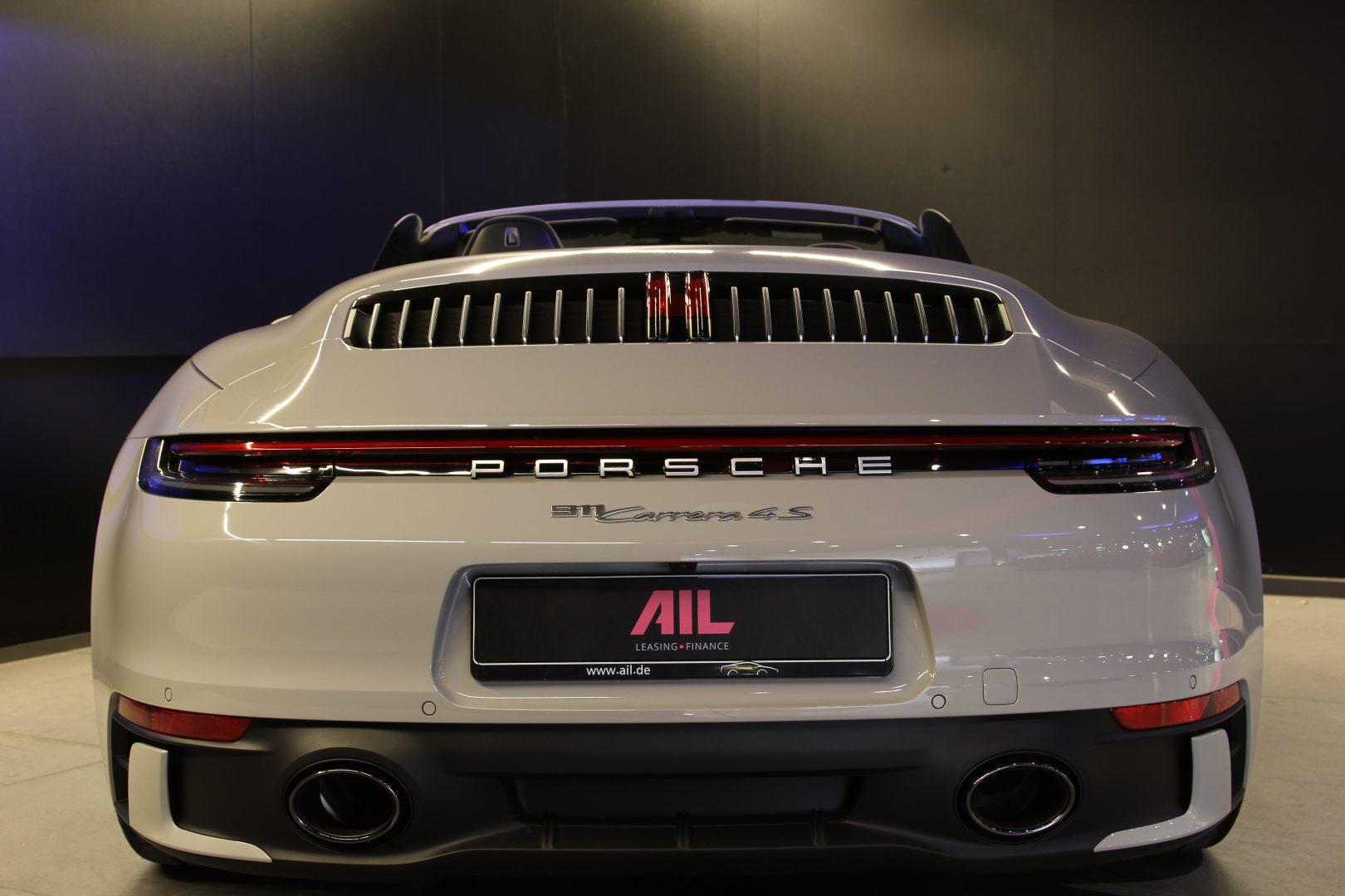 AIL Porsche 992 4S Cabriolet MATRIX Bose 11