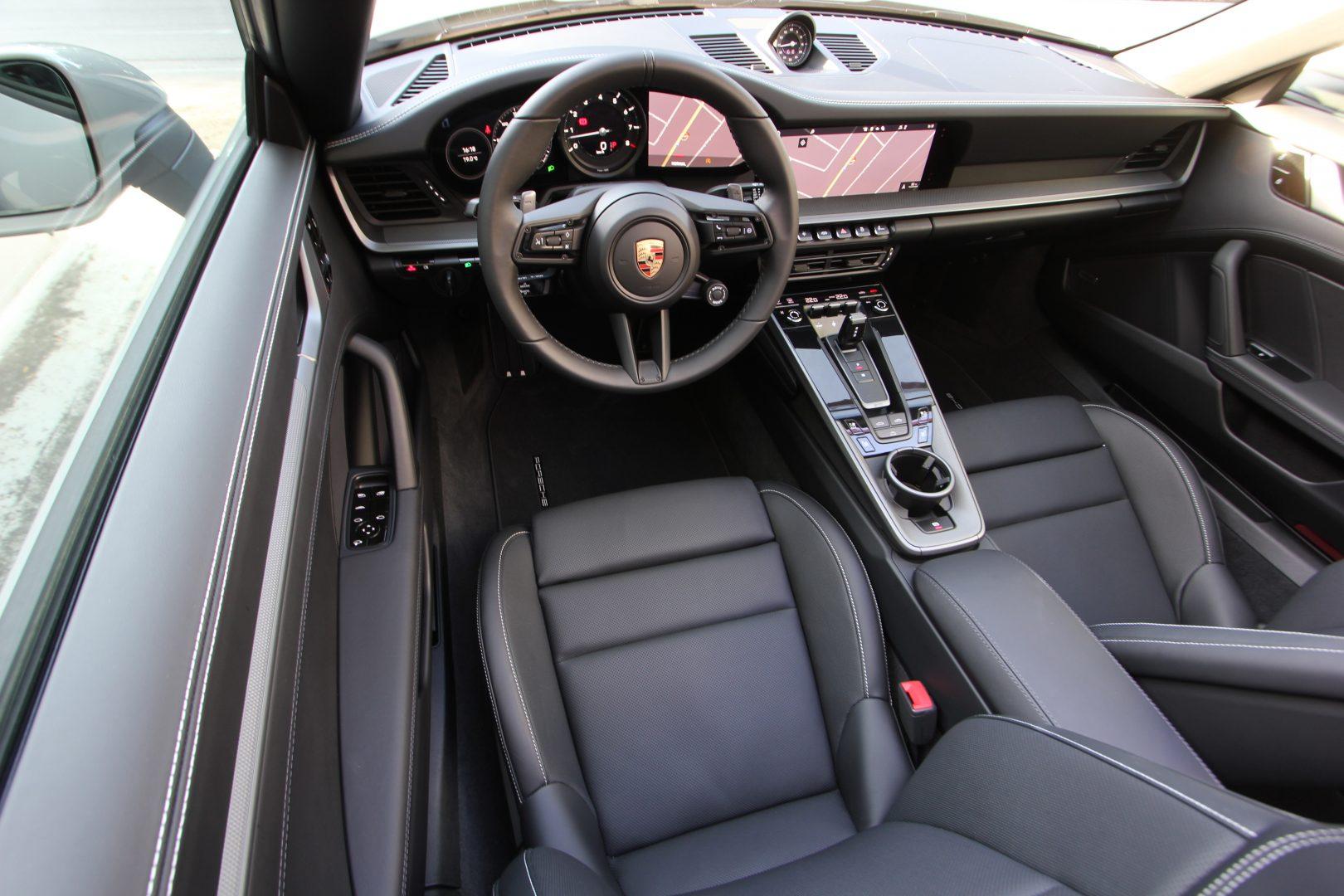 AIL Porsche 992 4S Cabriolet MATRIX Bose 4