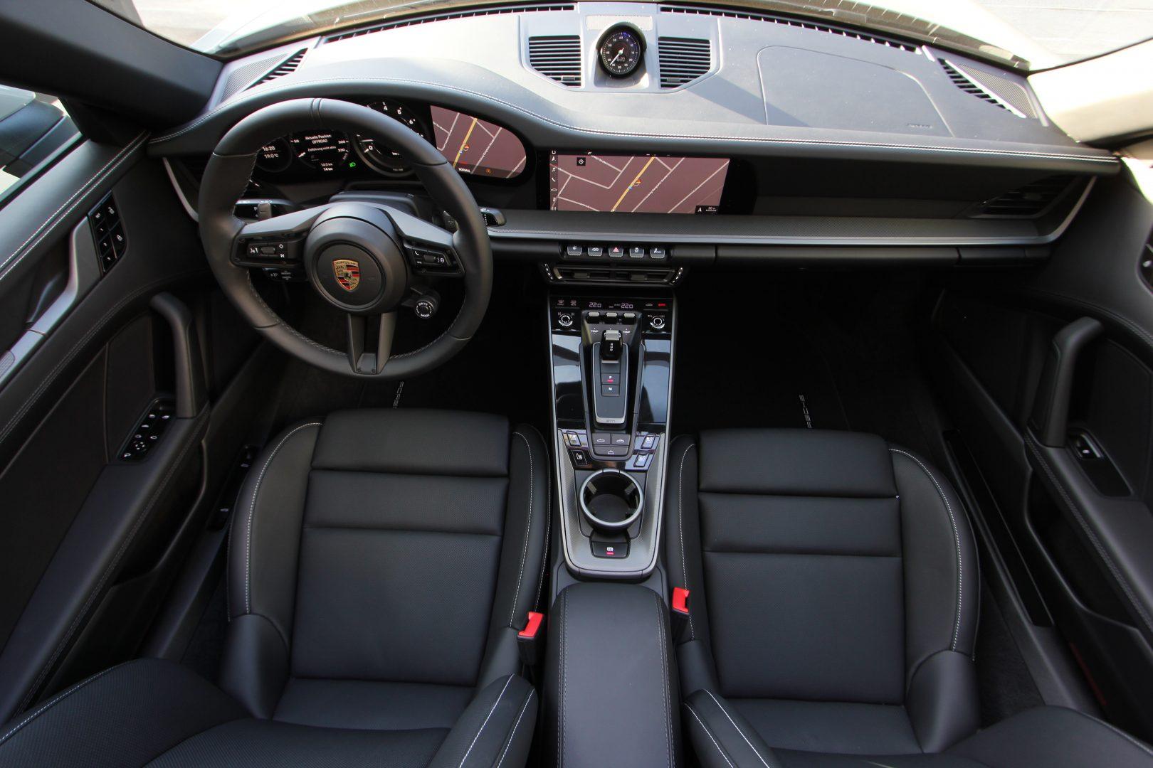 AIL Porsche 992 4S Cabriolet MATRIX Bose 6