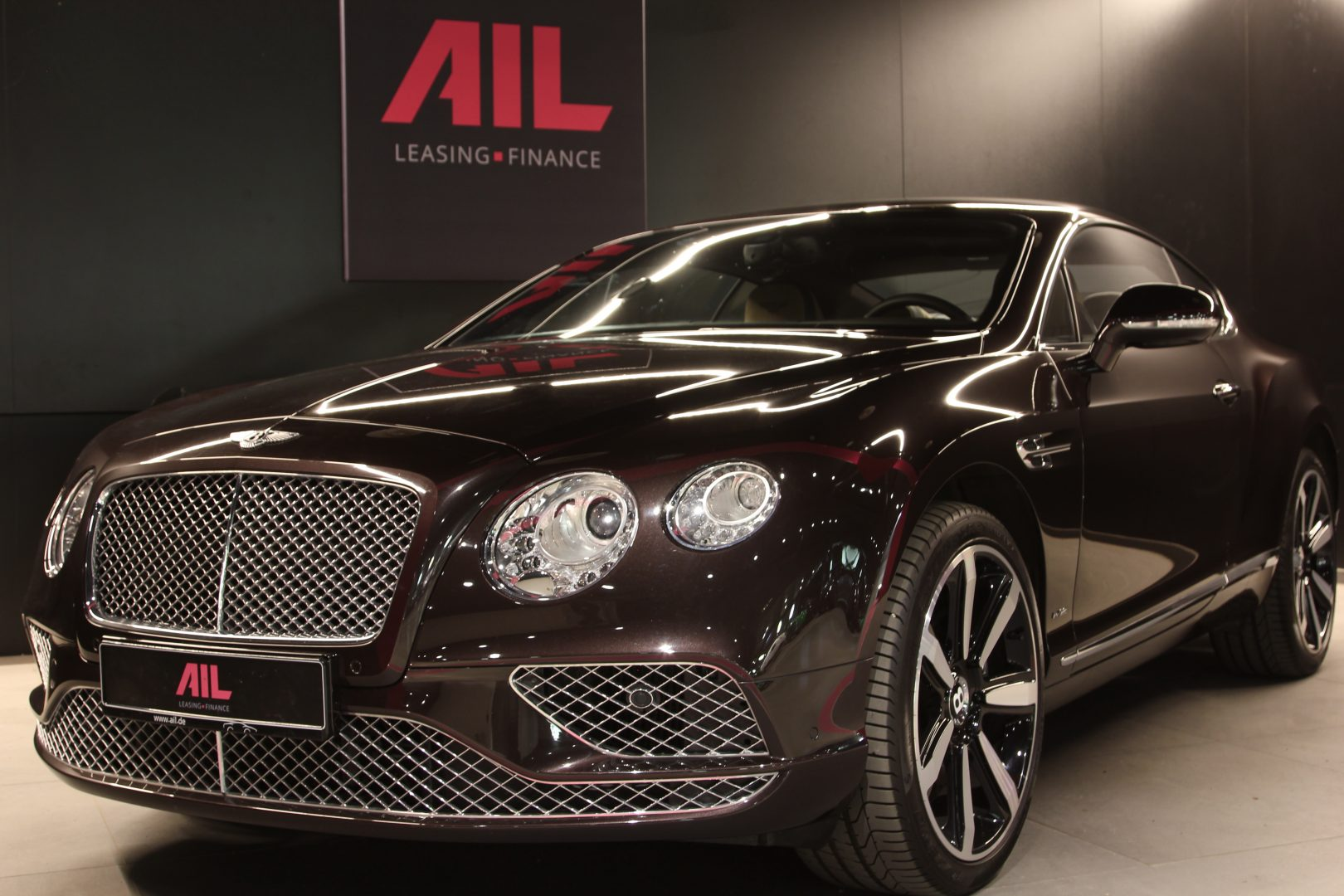 AIL Bentley Continental GT W 12 7