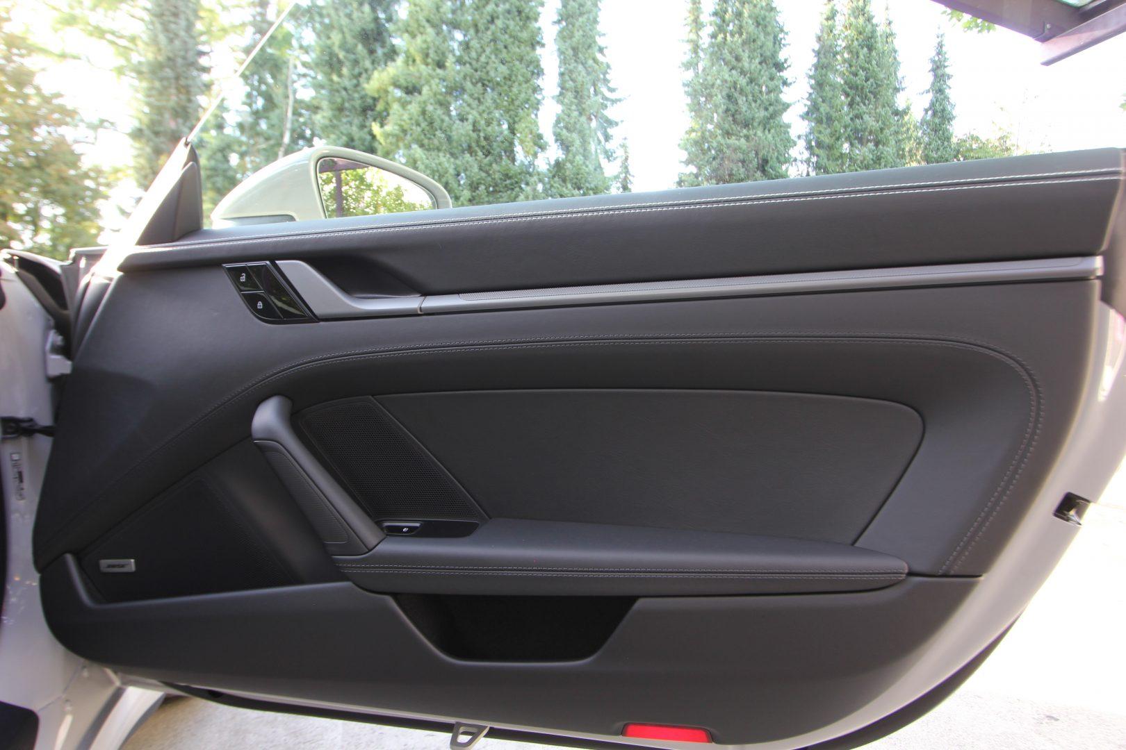AIL Porsche 992 4S Cabriolet MATRIX Bose 12
