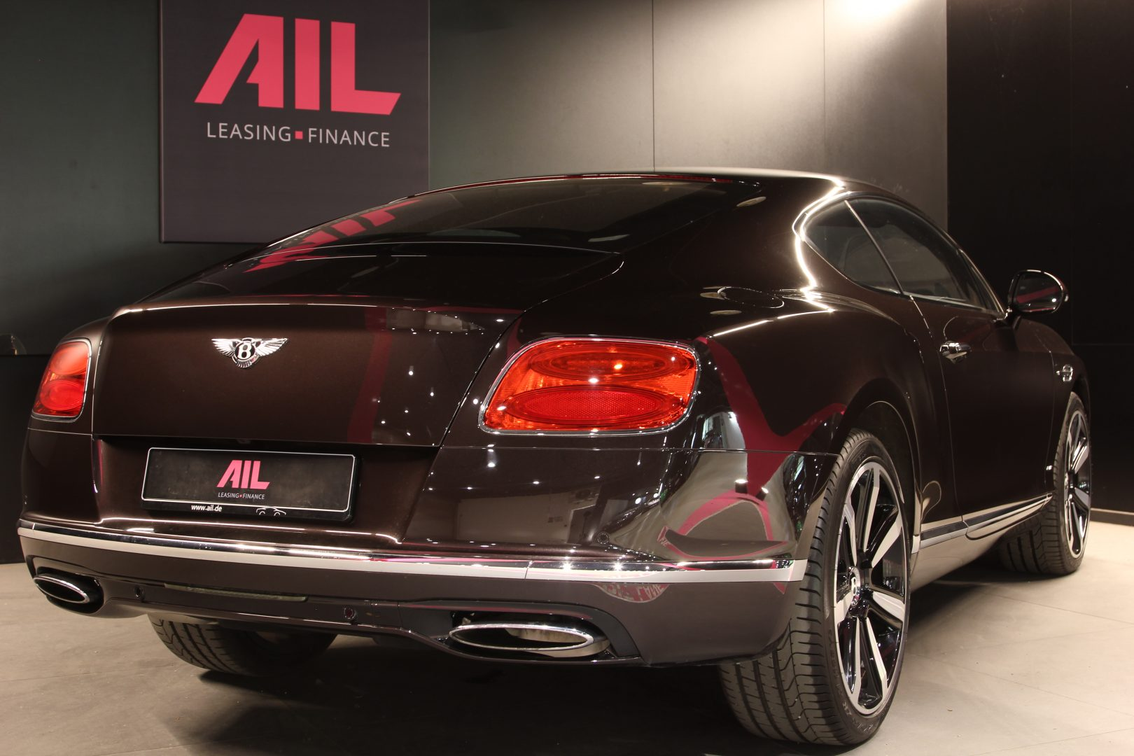 AIL Bentley Continental GT W 12 10