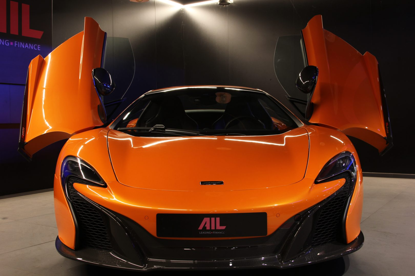 AIL McLaren 650S Spider Carbon Paket 5