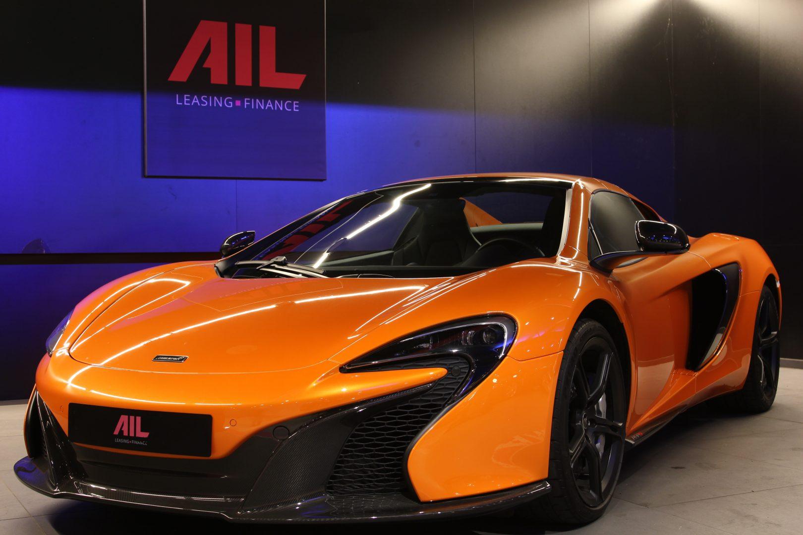 AIL McLaren 650S Spider Carbon Paket 3
