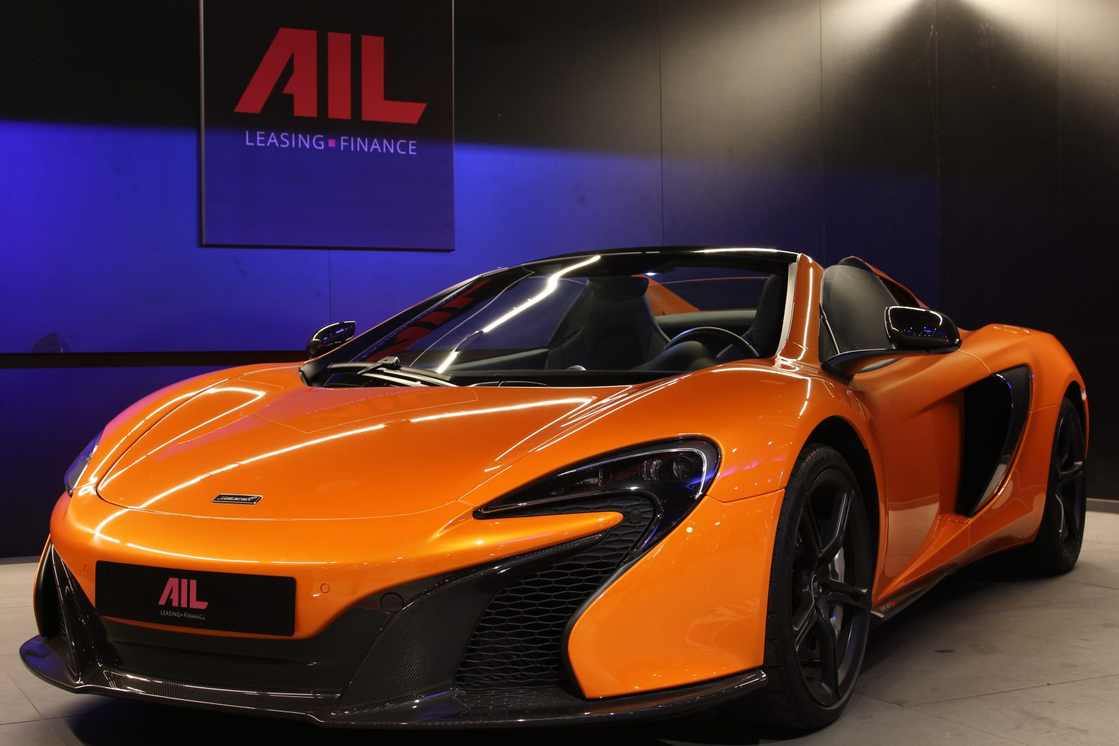 AIL McLaren 650S Spider Carbon Paket  9