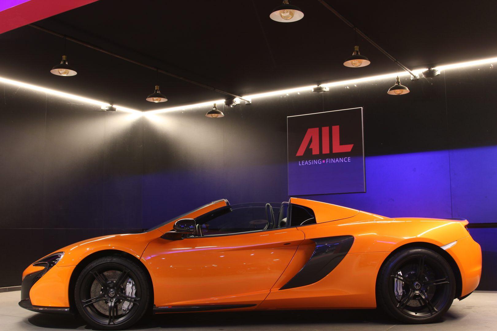 AIL McLaren 650S Spider Carbon Paket 1