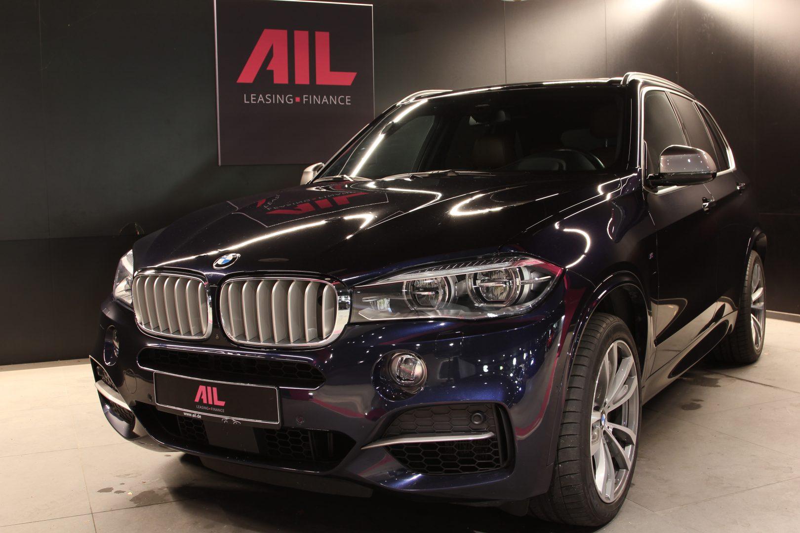 AIL BMW X5 M50d Bang & Olufsen Panorama RSE 11
