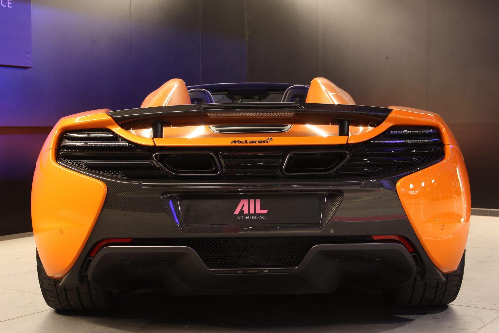 AIL McLaren 650S Spider Carbon Paket 11