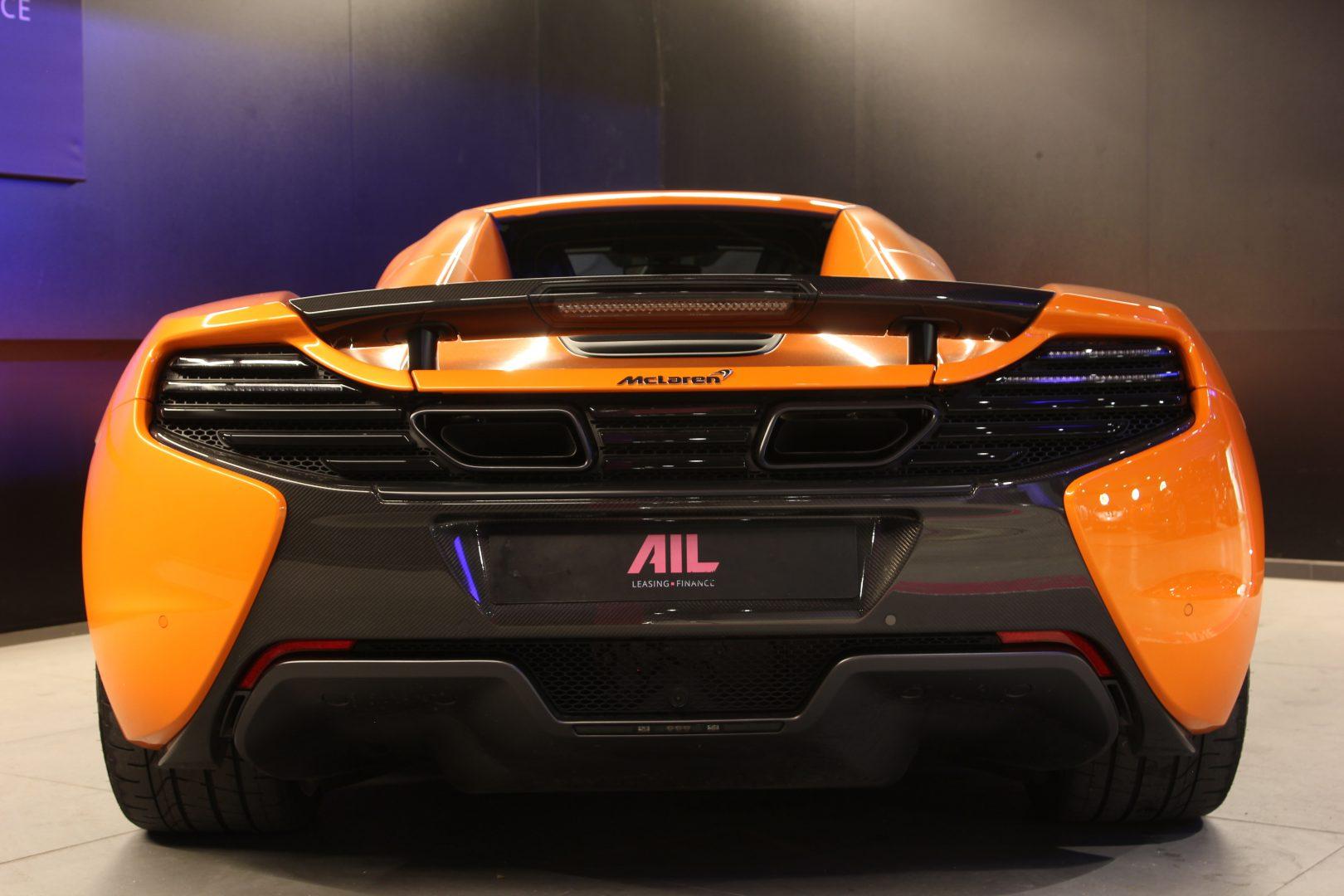 AIL McLaren 650S Spider Carbon Paket 13