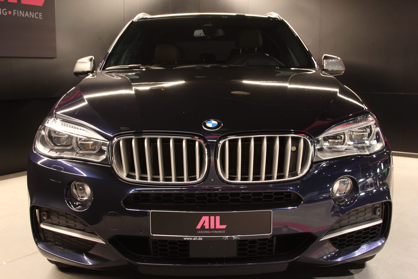 AIL BMW X5 M50d Bang & Olufsen Panorama RSE 14