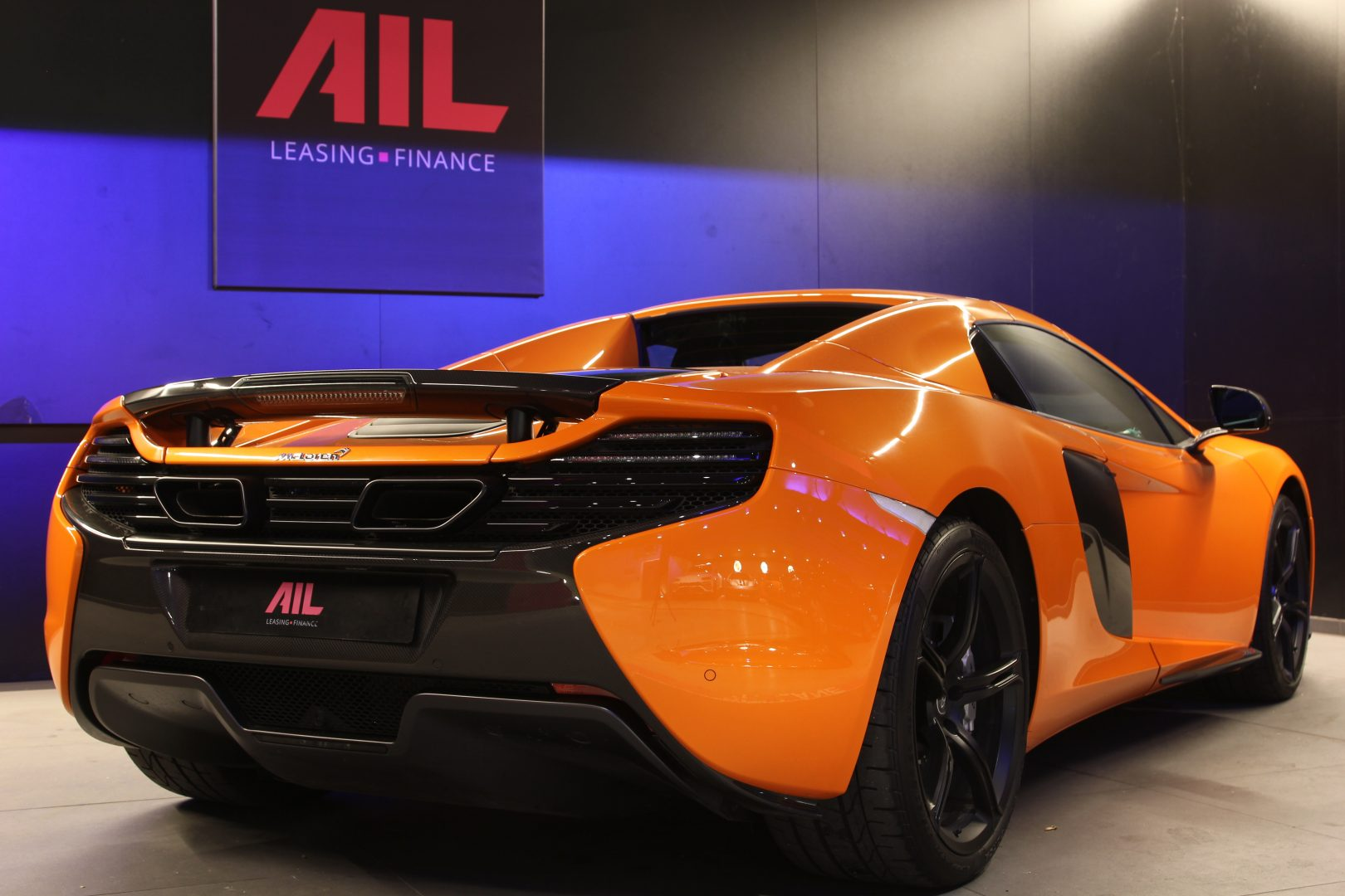 AIL McLaren 650S Spider Carbon Paket  12