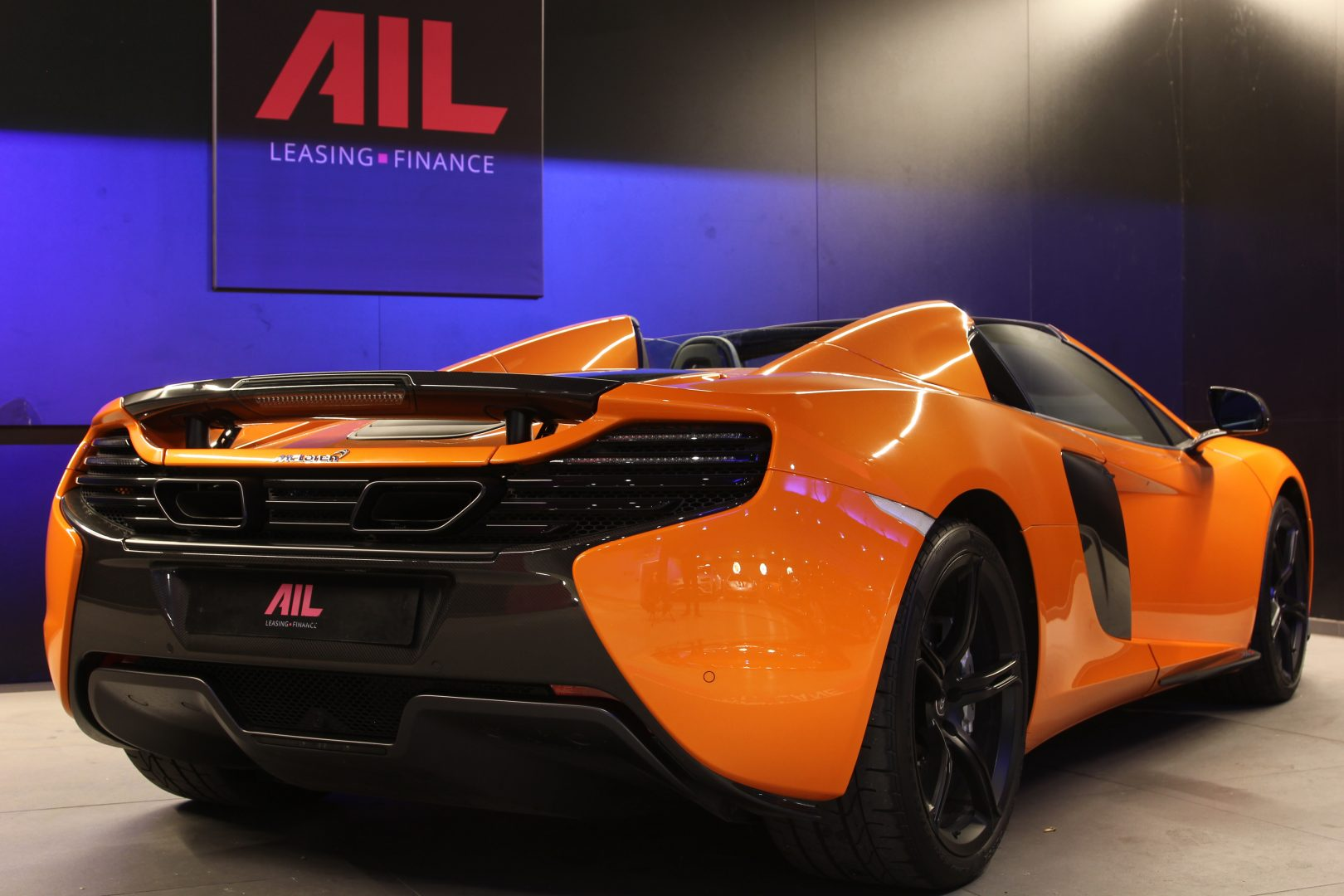 AIL McLaren 650S Spider Carbon Paket  15