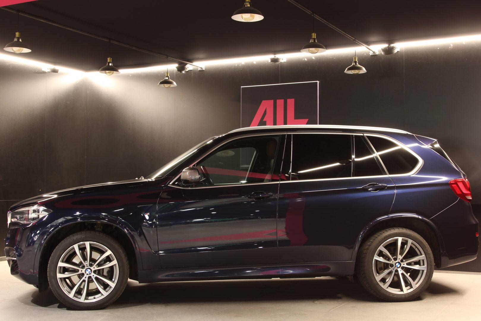 AIL BMW X5 M50d Bang & Olufsen Panorama RSE 7