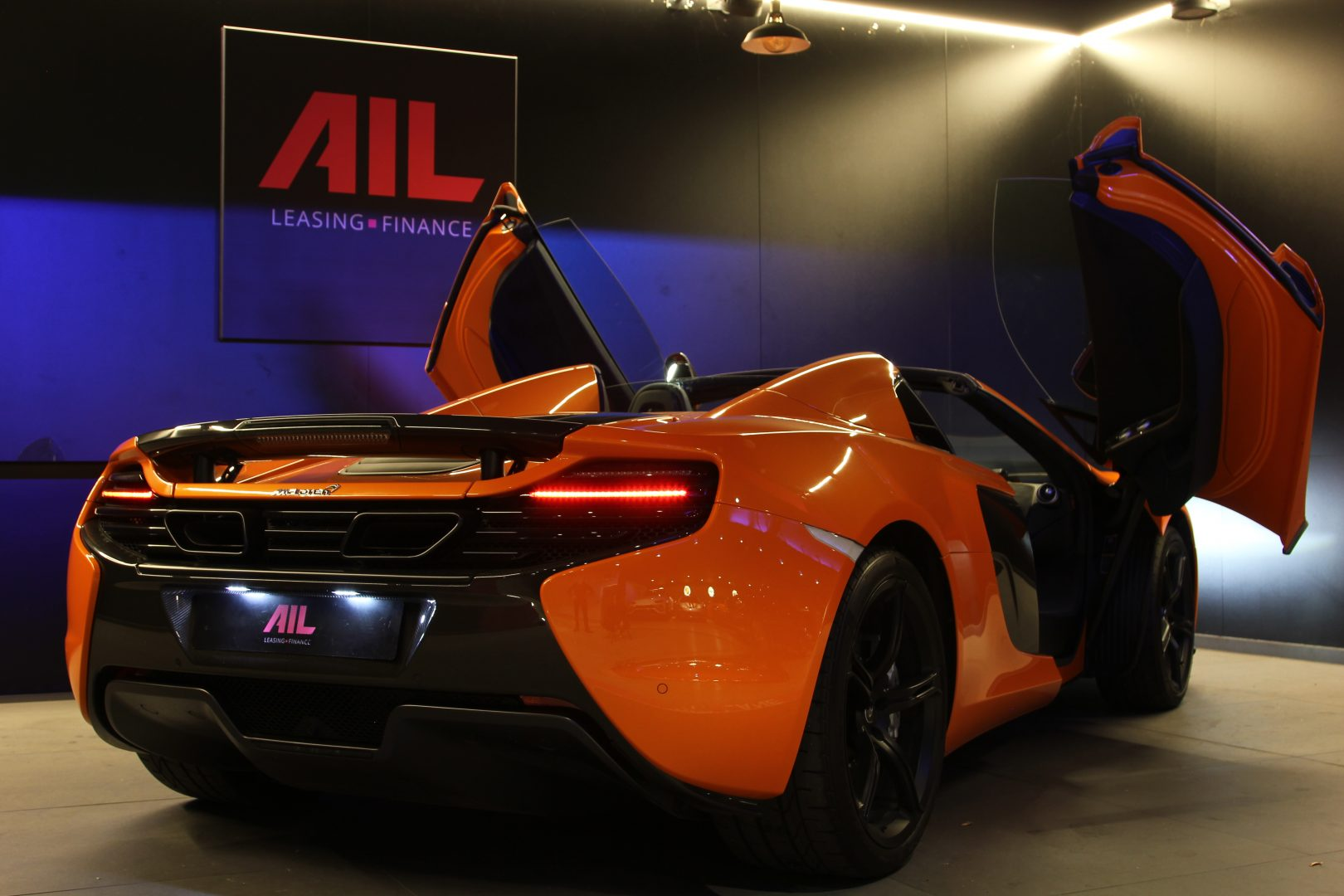 AIL McLaren 650S Spider Carbon Paket  8